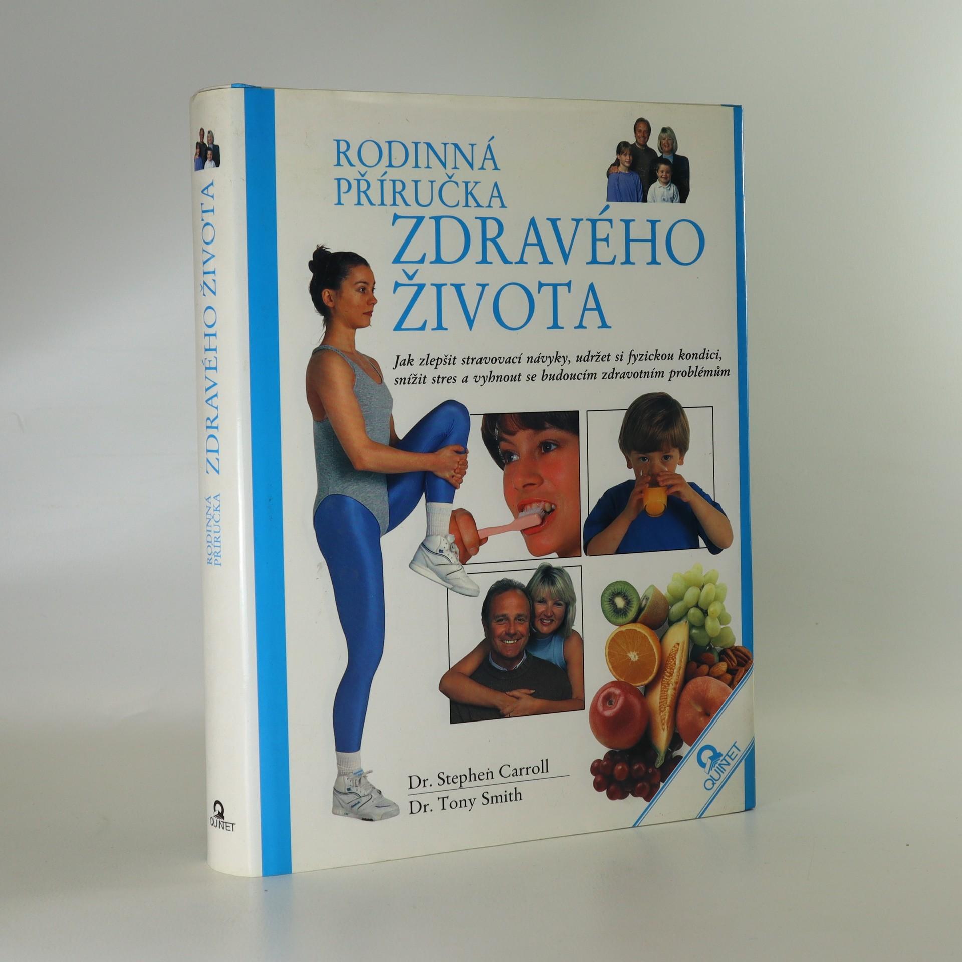 antikvární kniha Rodinná příručka zdravého života, 1993
