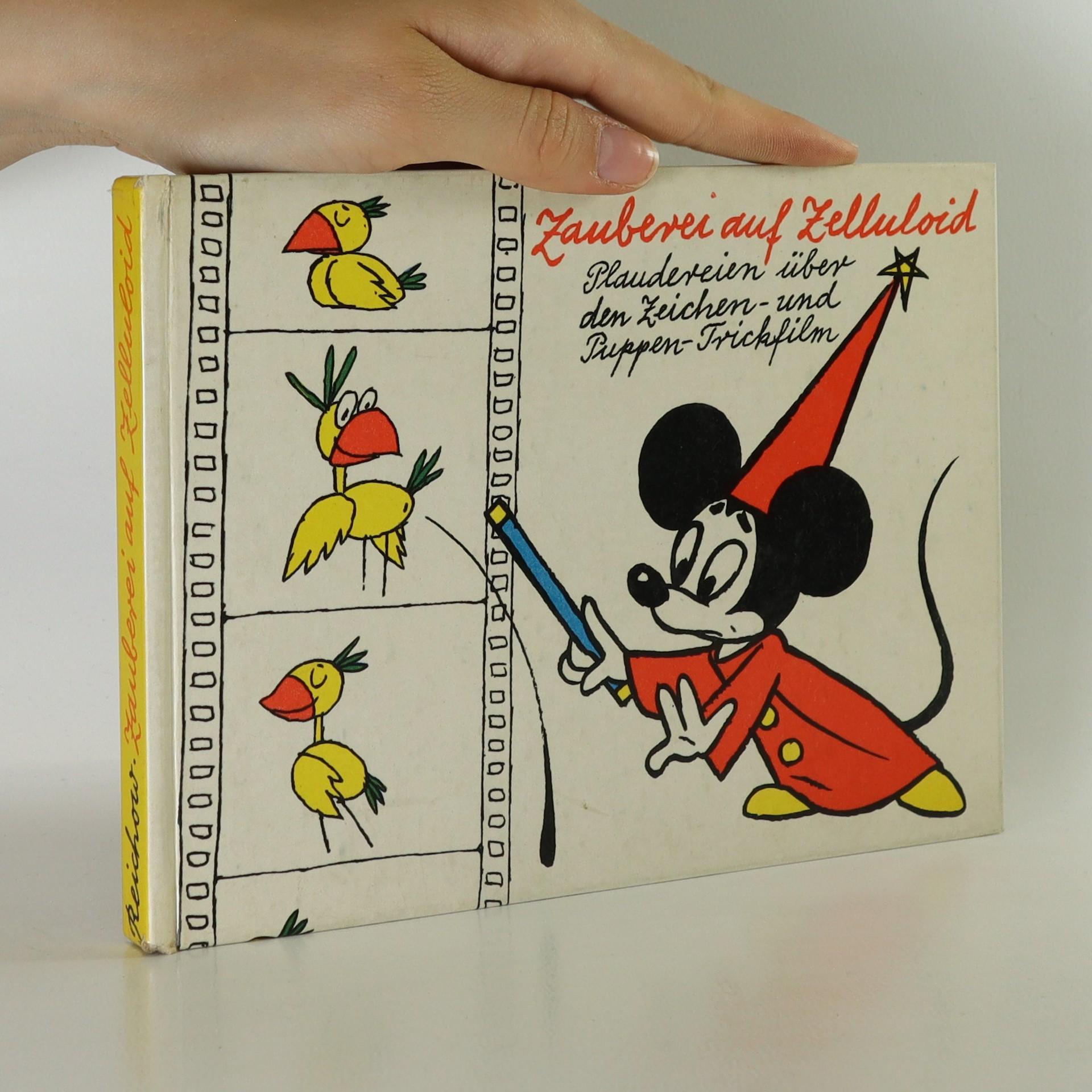 antikvární kniha Zauberei auf Zelluloid, 1966