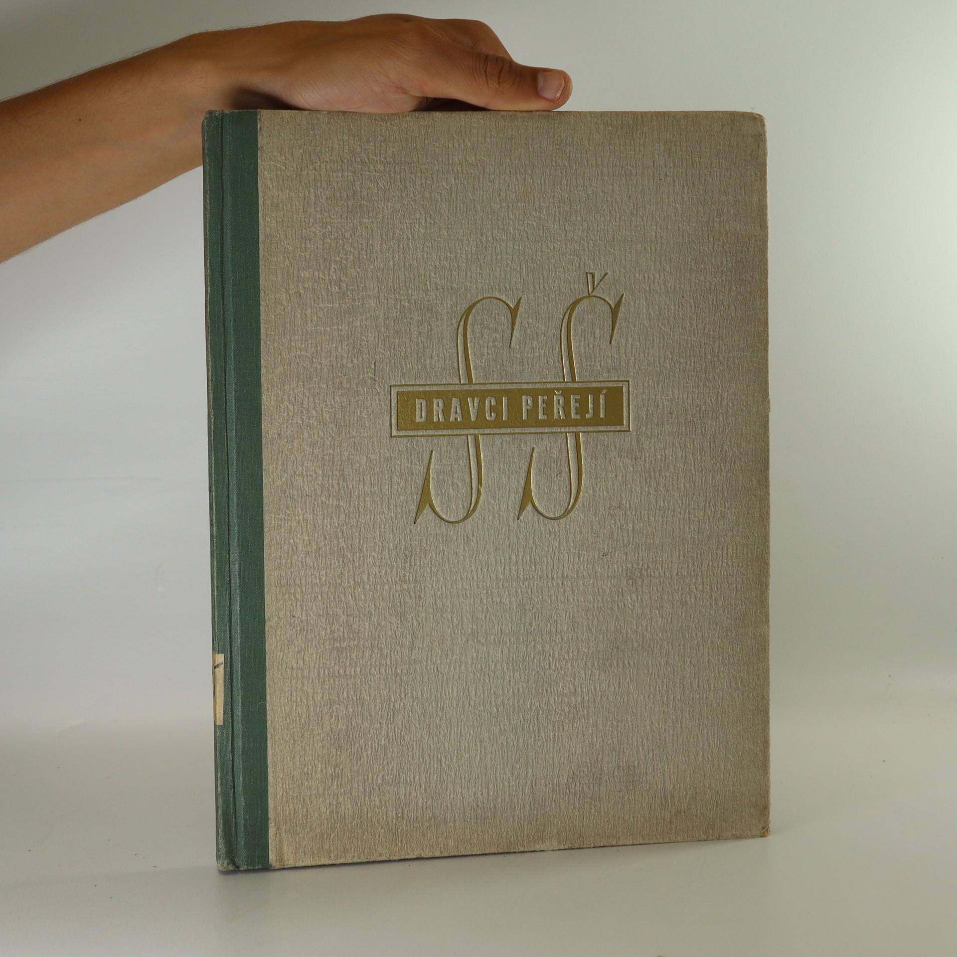 antikvární kniha Dravci peřejí. Sportovní lov a chov lososovitých ryb v československých vodách (je cítit zatuchlinou), 1950