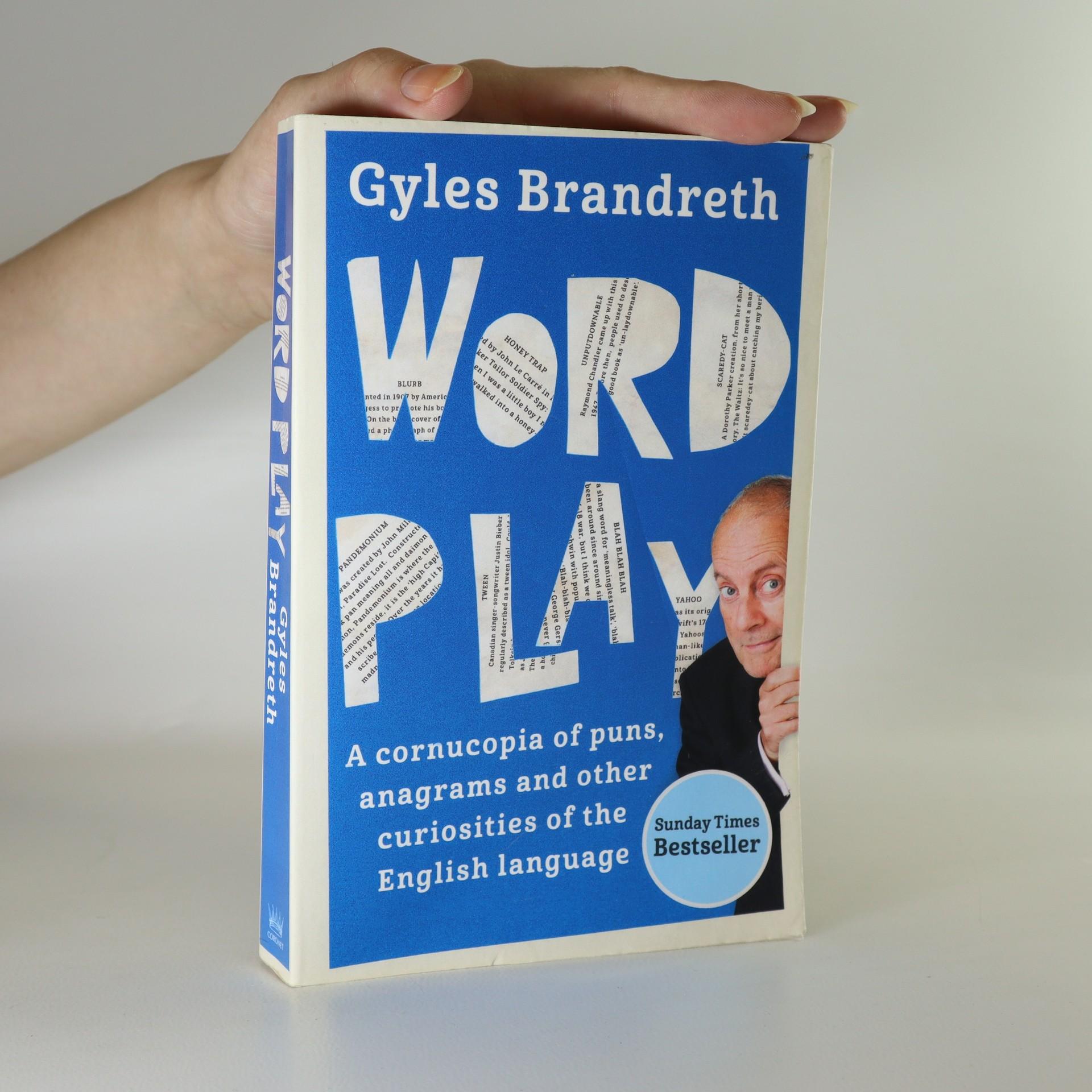 antikvární kniha Word play, 2016