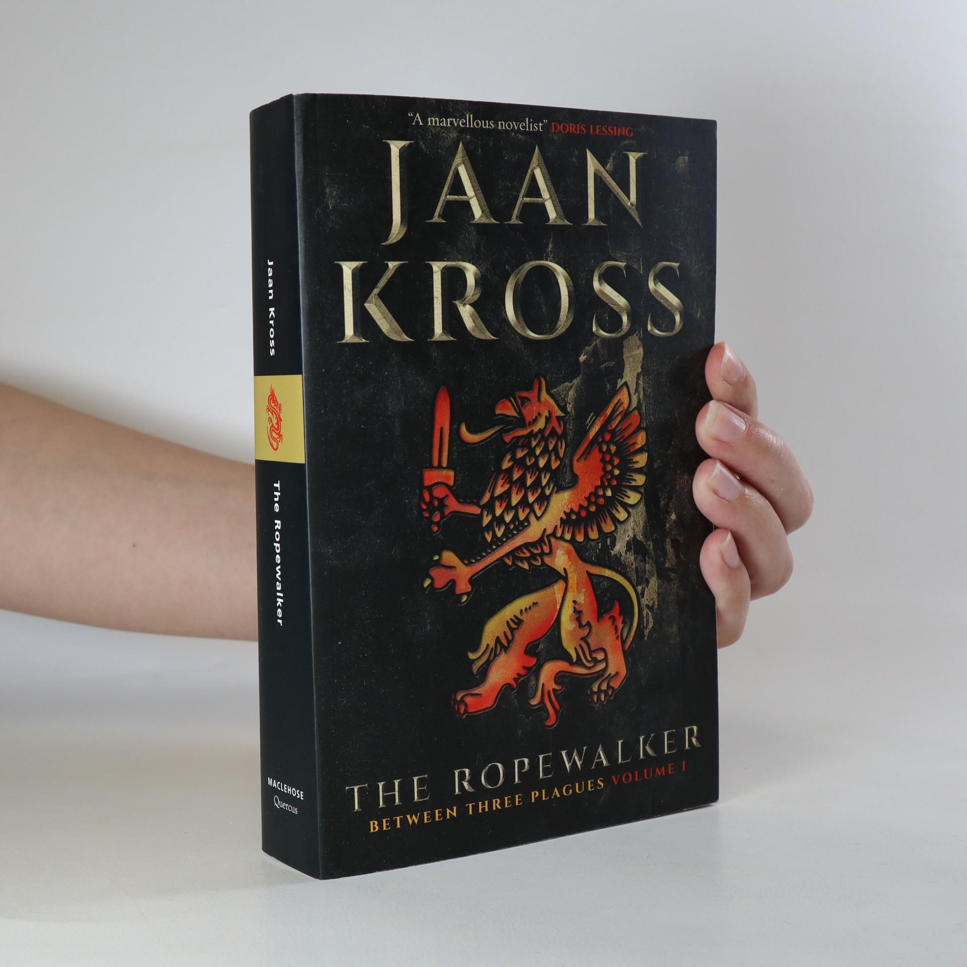 antikvární kniha The Ropewalker, 2018