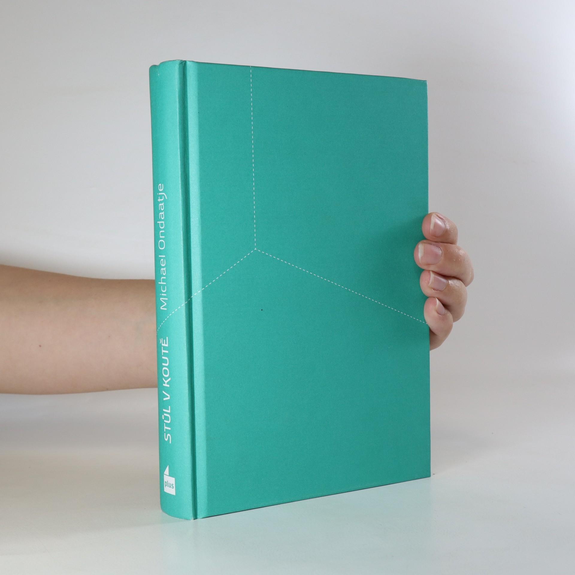 antikvární kniha Stůl v koutě, 2013