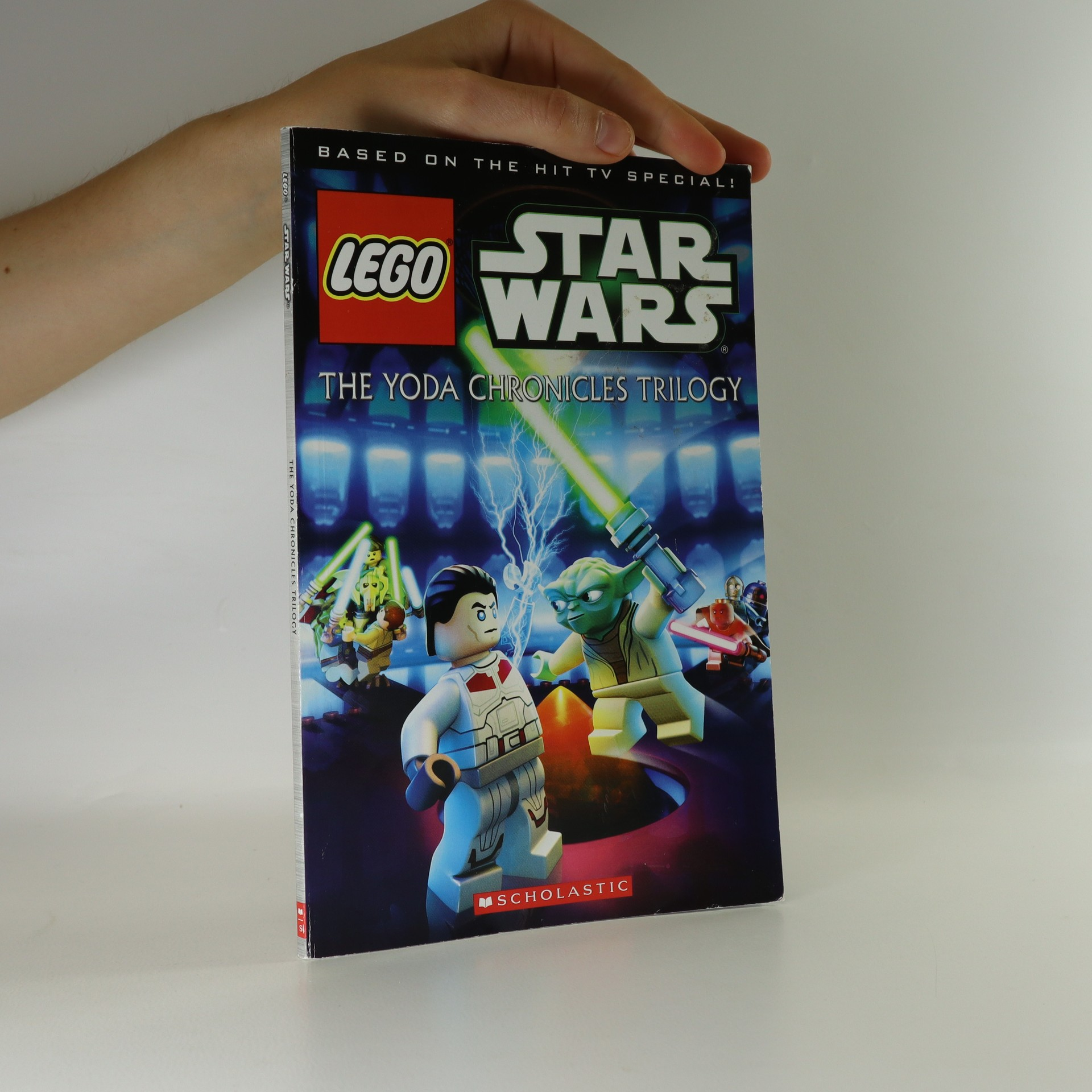 antikvární kniha The Yoda Chronicles Trilogy, 2014