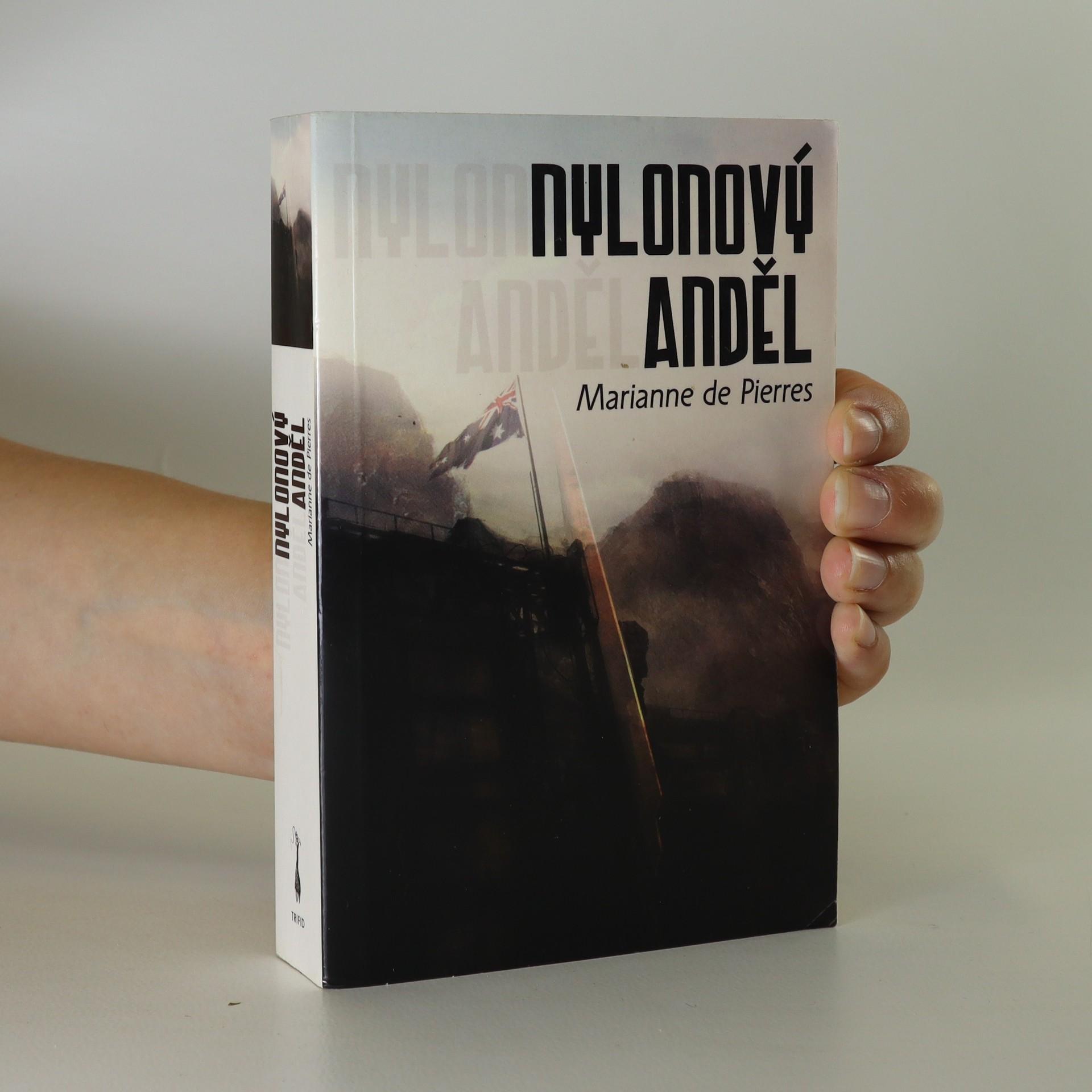 antikvární kniha Nylonový anděl, 2008