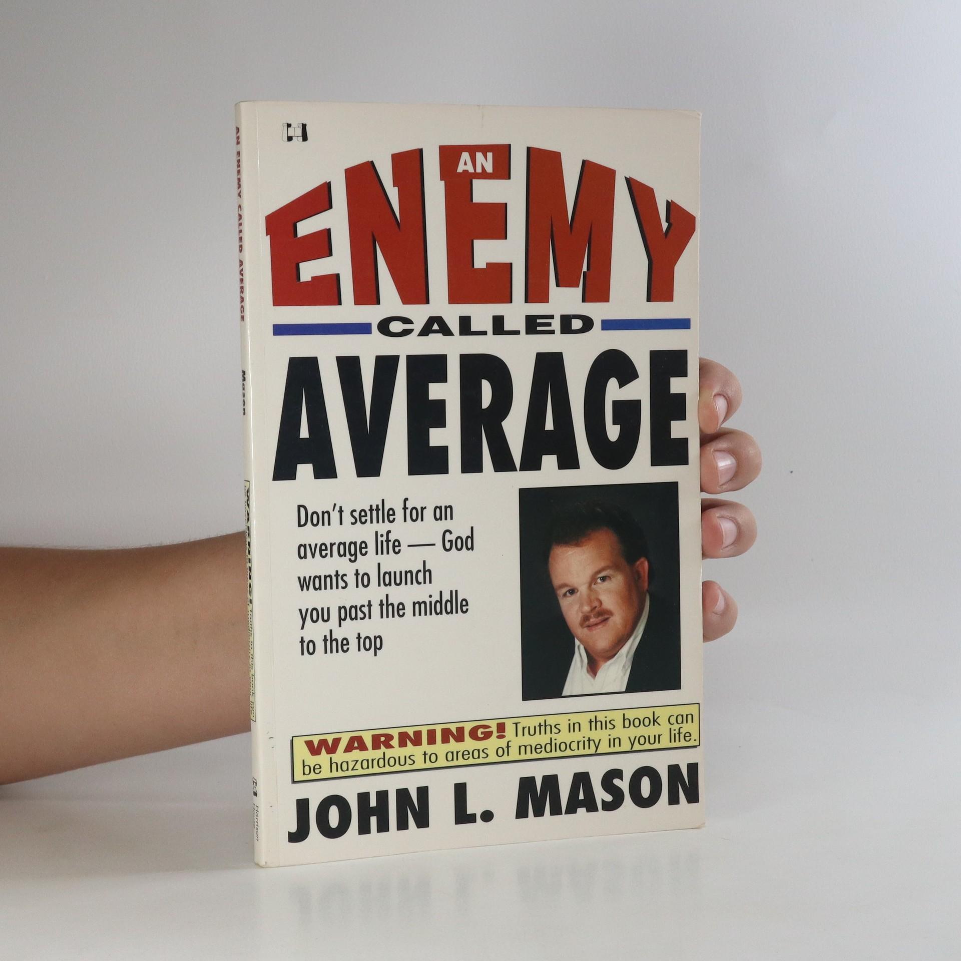antikvární kniha An Enemy Called Average, neuveden