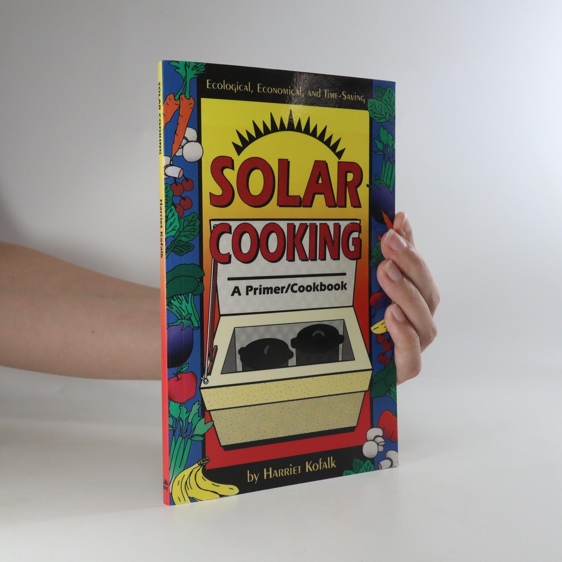 antikvární kniha Solar cooking, neuveden