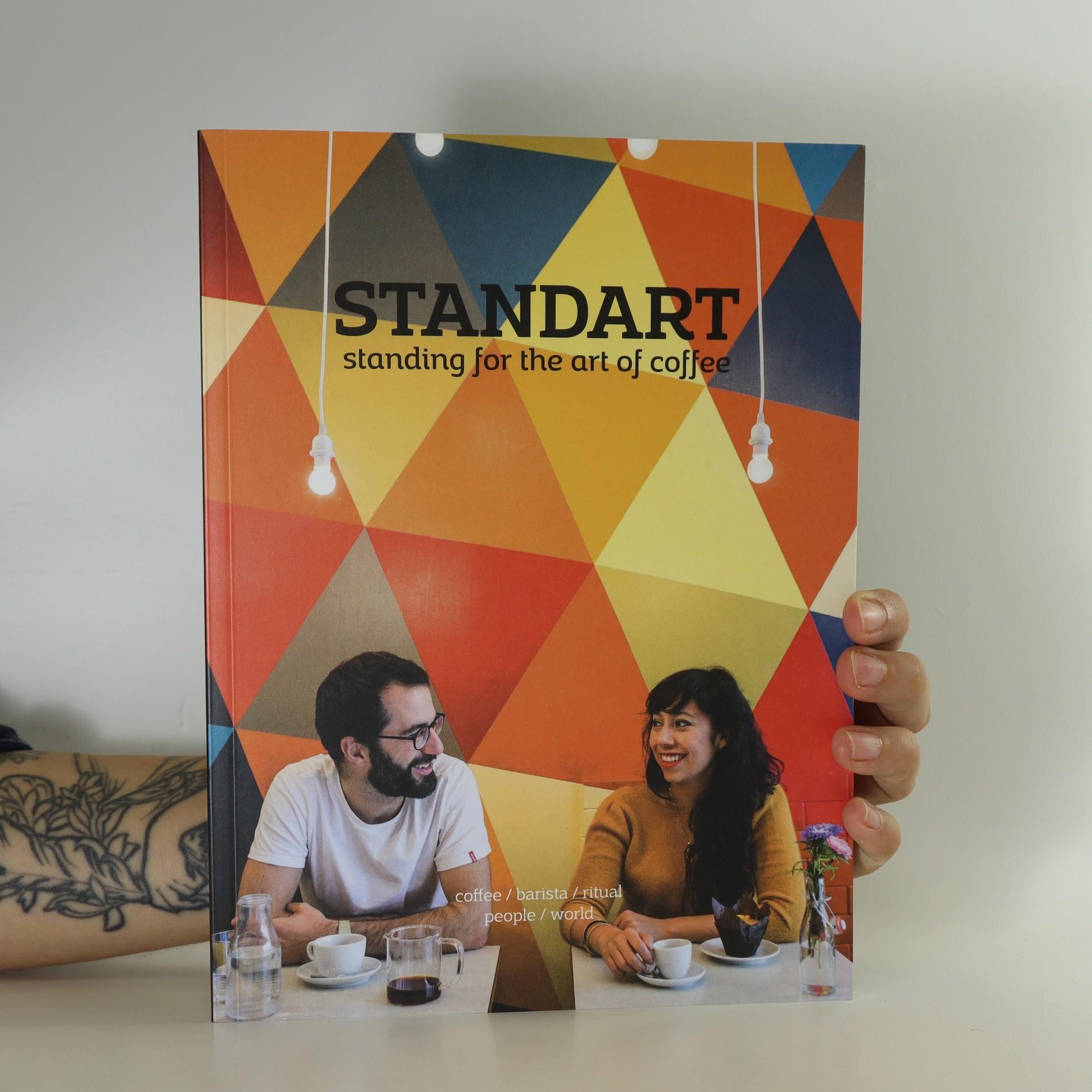 antikvární kniha Standart. Ročník 1. Číslo 3, 2015