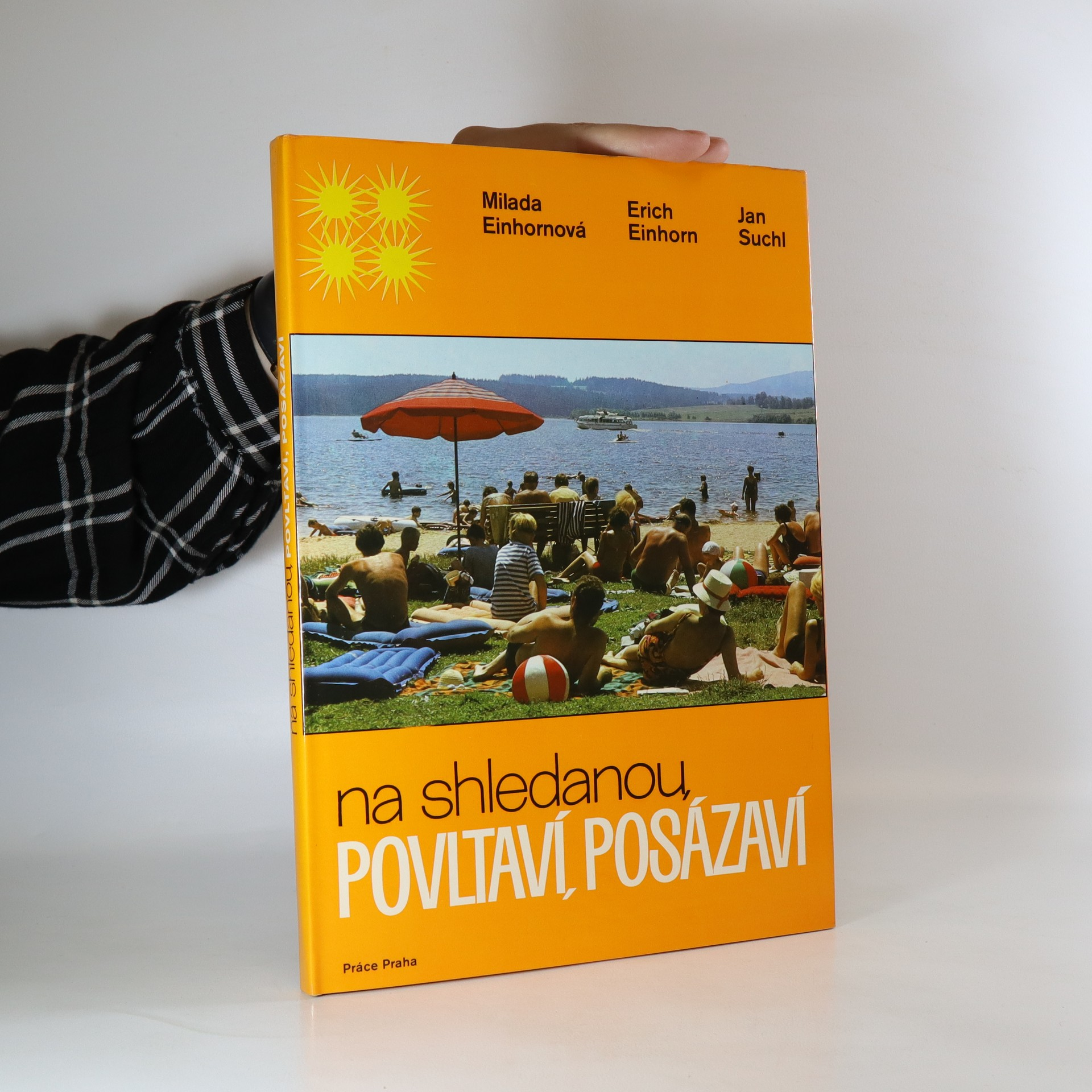 antikvární kniha Na shledanou Povltaví, Posázaví, 1980