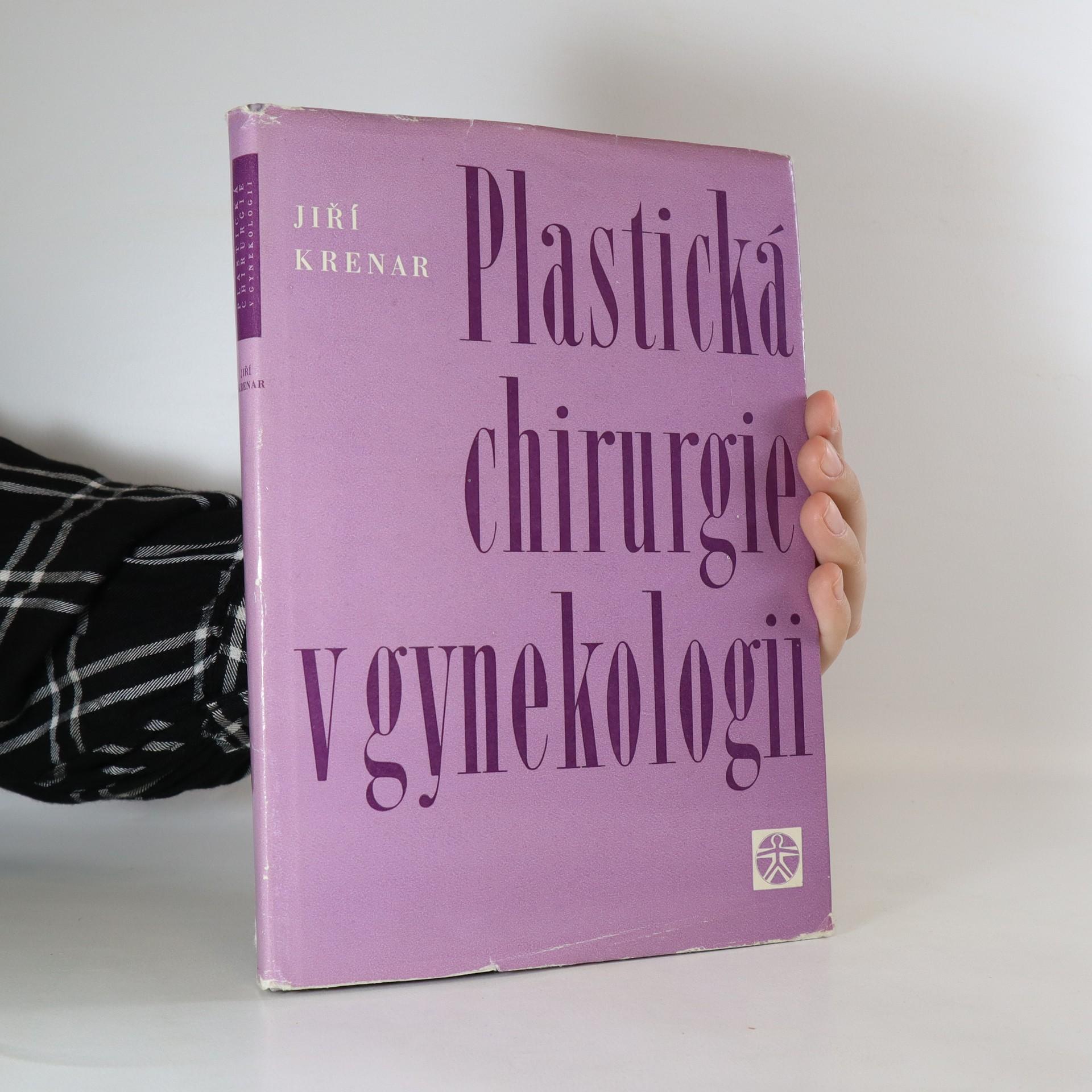 antikvární kniha Plastická chirurgie v gynekologii, 1968