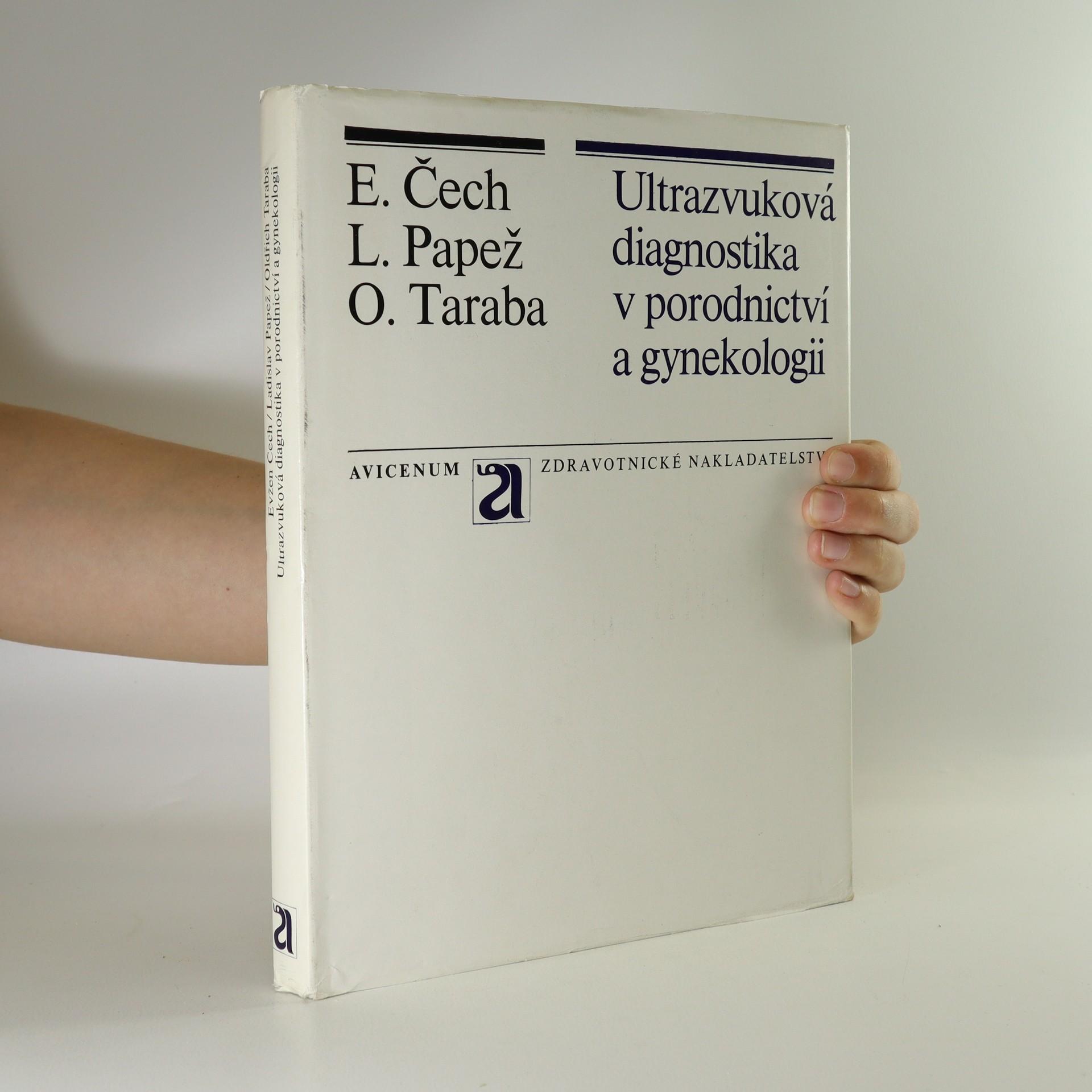 antikvární kniha Ultrazvuková diagnostika v porodnictví a gynekologii, 1974