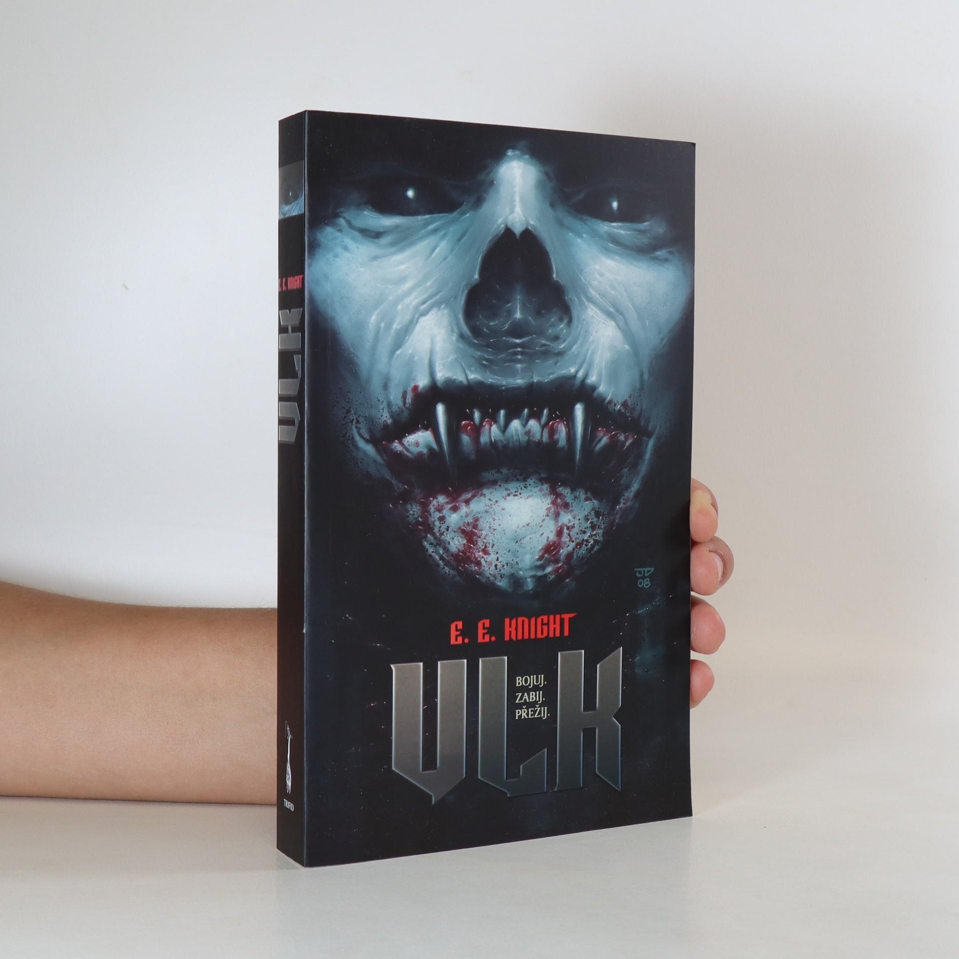antikvární kniha Vlk, 2008