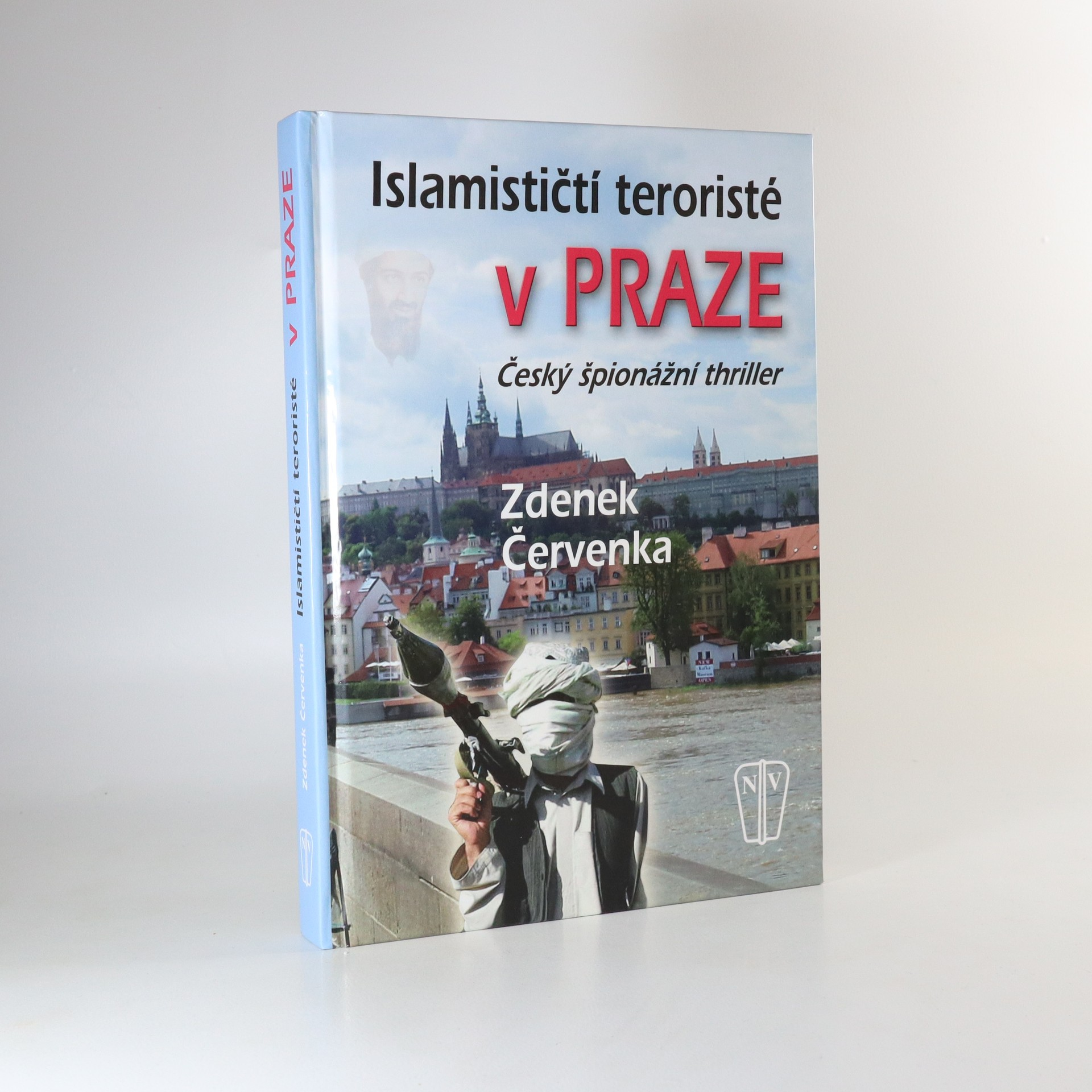 antikvární kniha Islamističtí teroristé v Praze, 2008