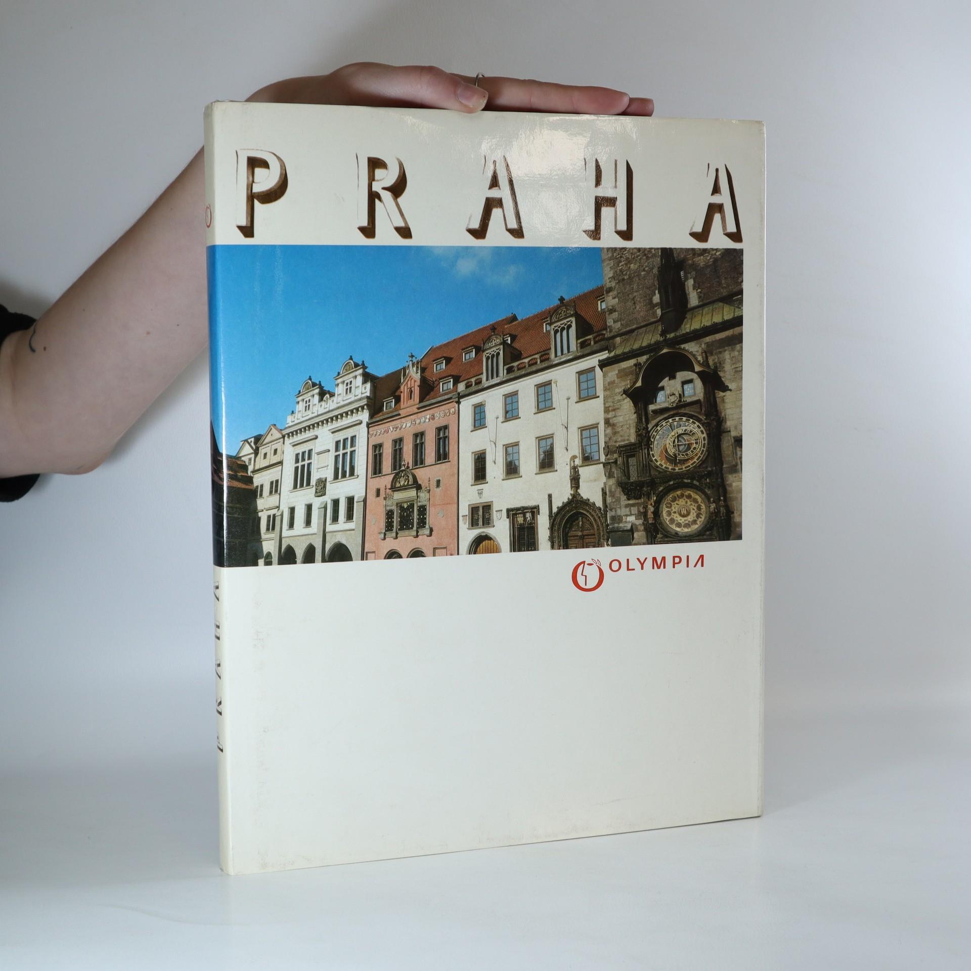 antikvární kniha Praha, 1985