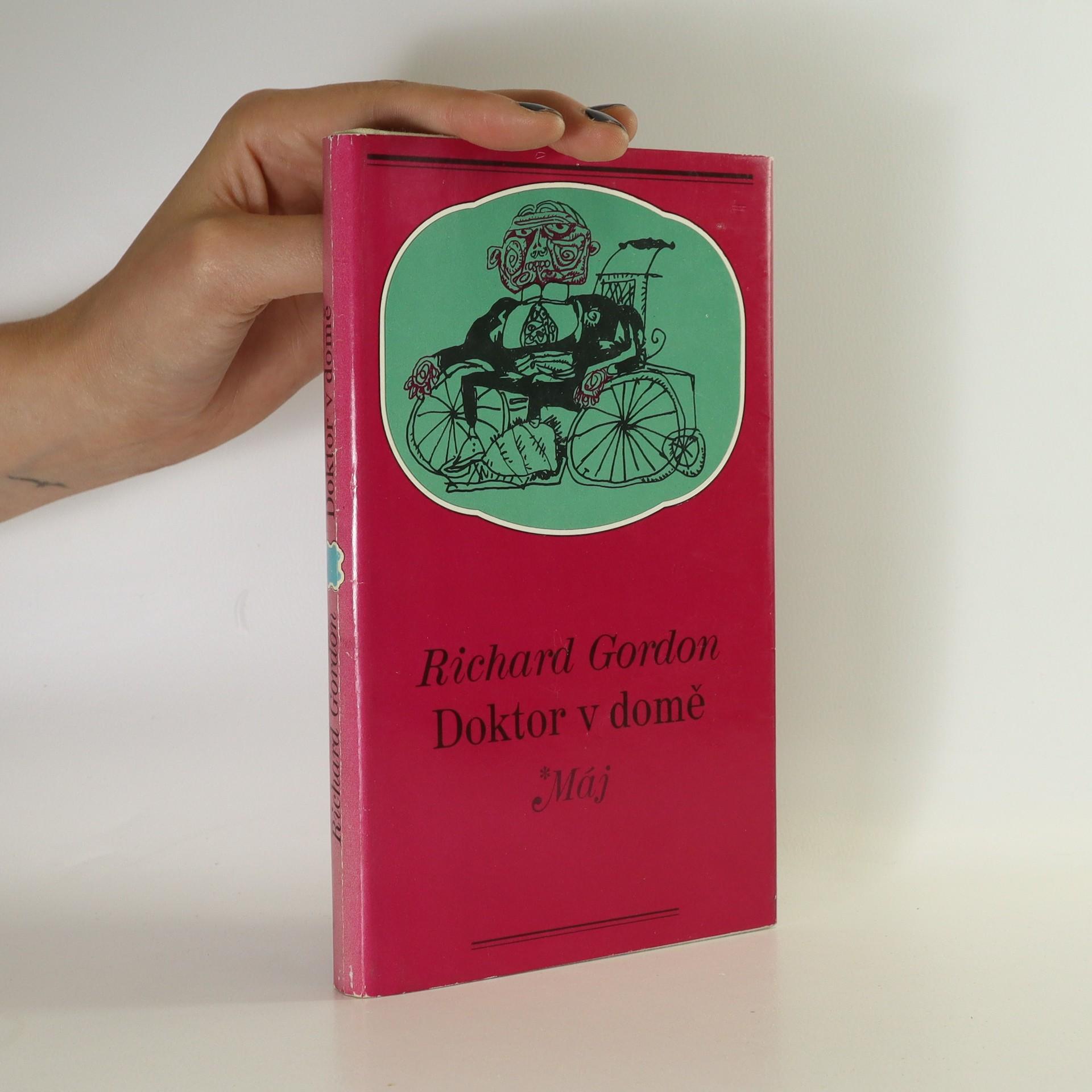 antikvární kniha Doktor v domě, 1969