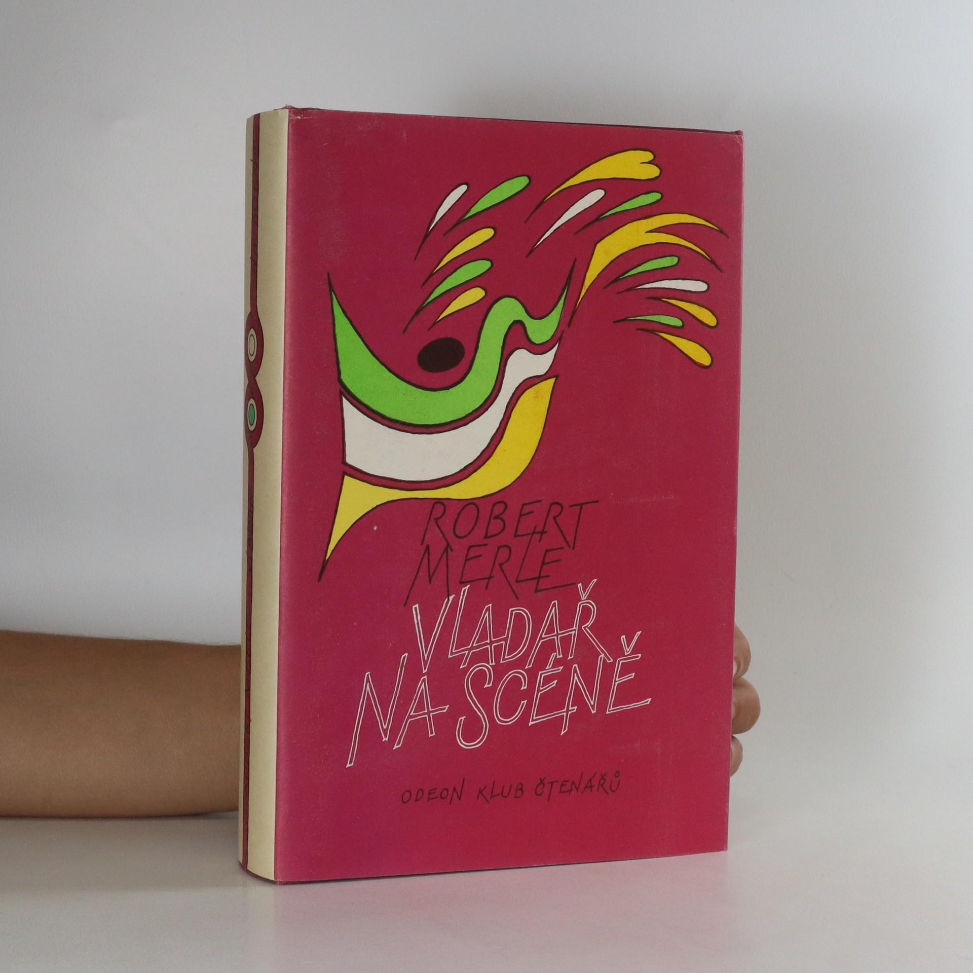 antikvární kniha Vladař na scéně , 1986