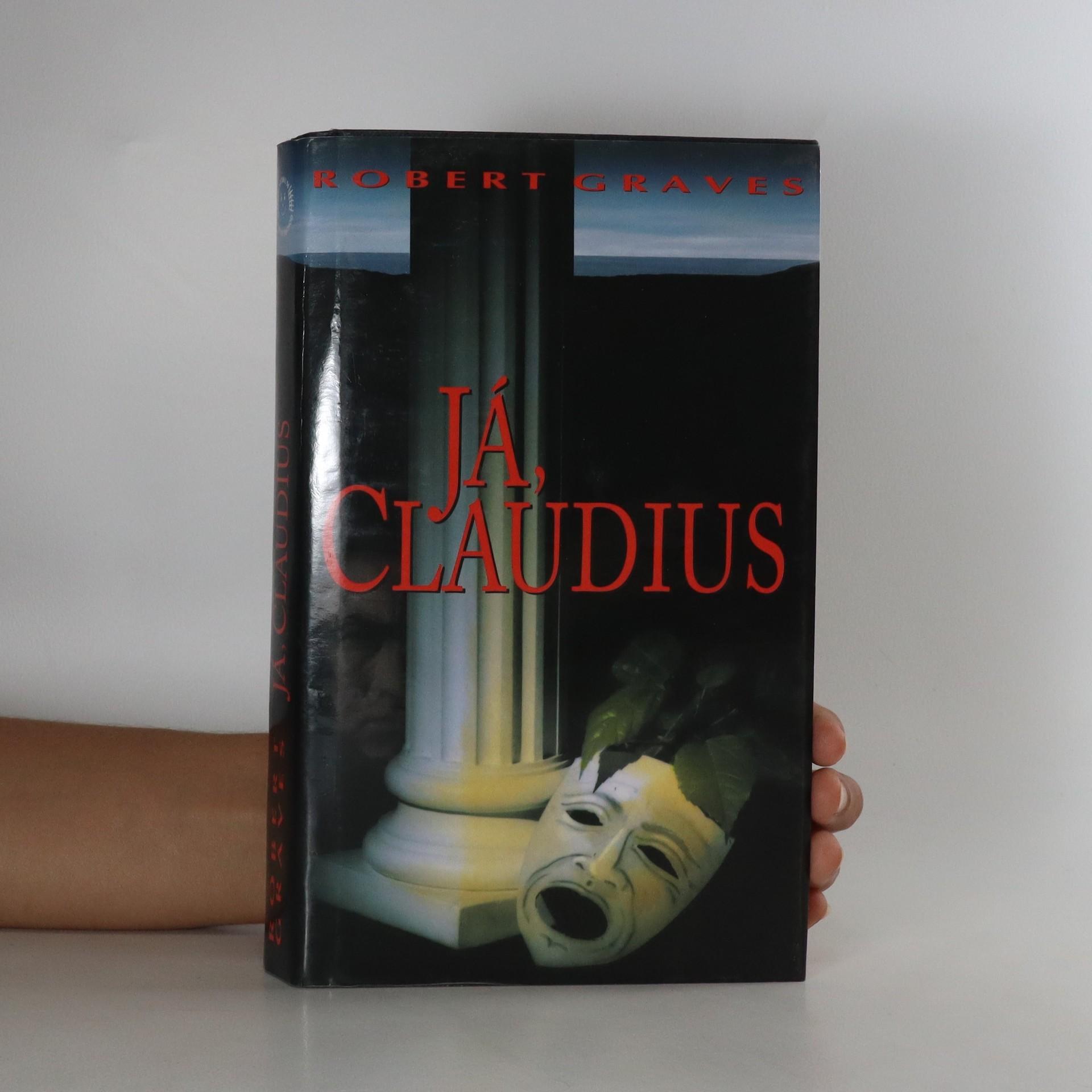antikvární kniha Já, Claudius,
