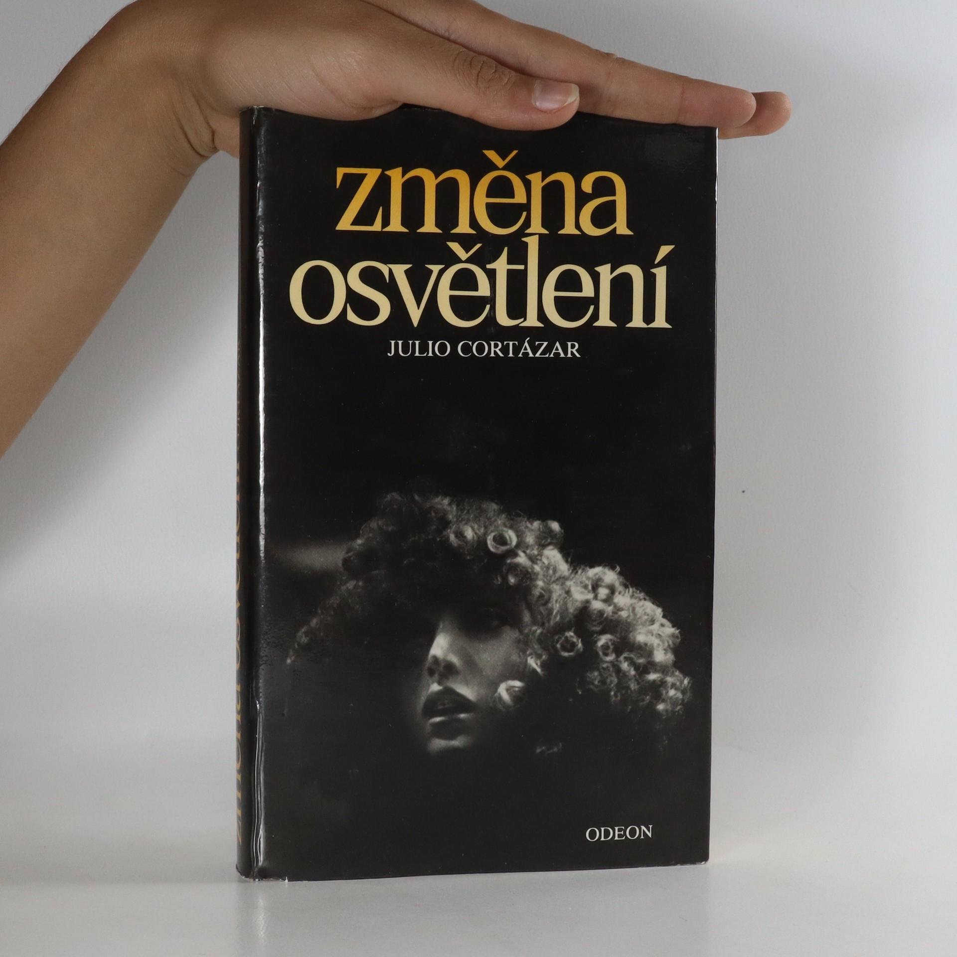 antikvární kniha Změna osvětlení, 1990