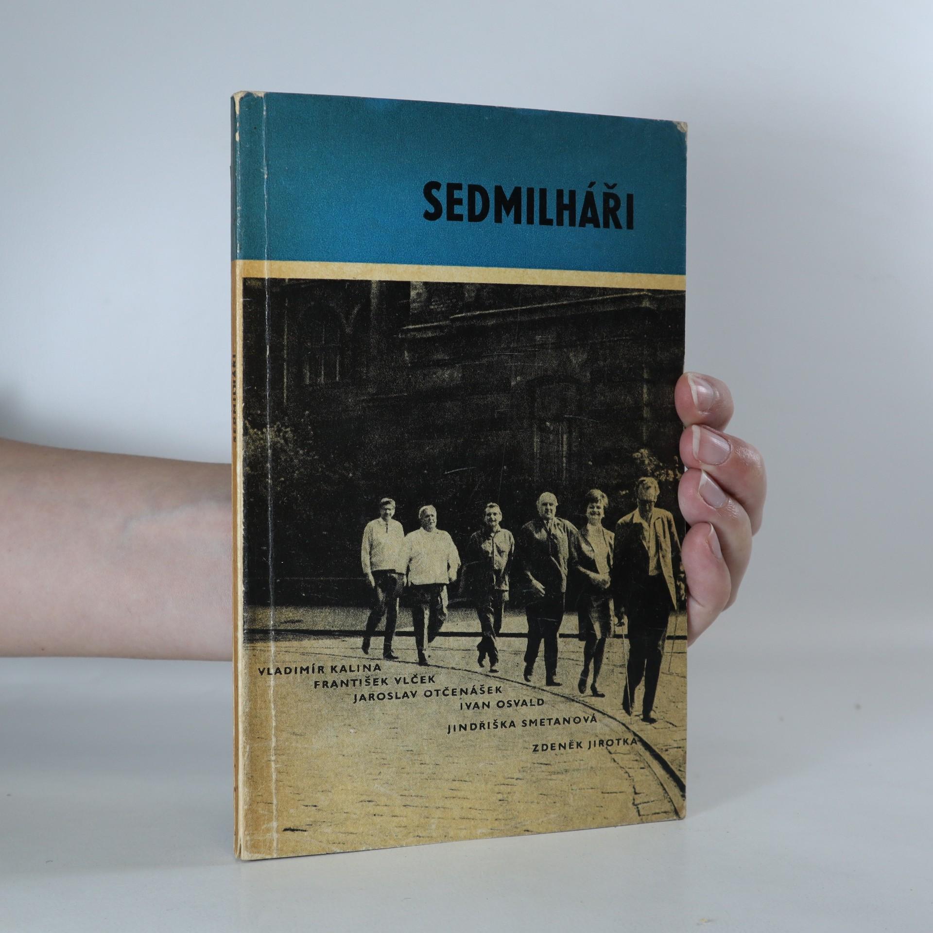 antikvární kniha Sedmilháři, 1969