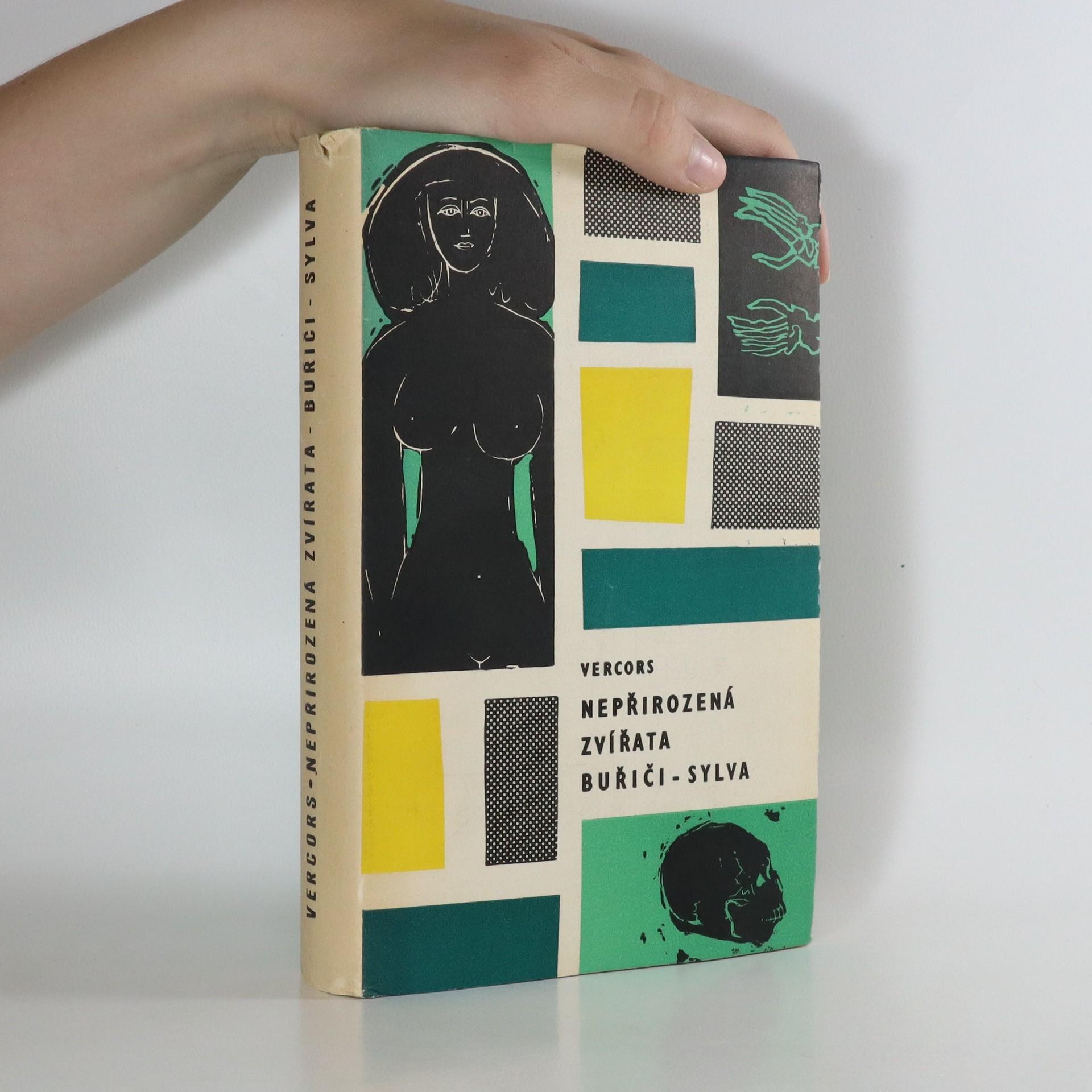 antikvární kniha Nepřirozená zvířata. Buřiči. Sylva, 1981