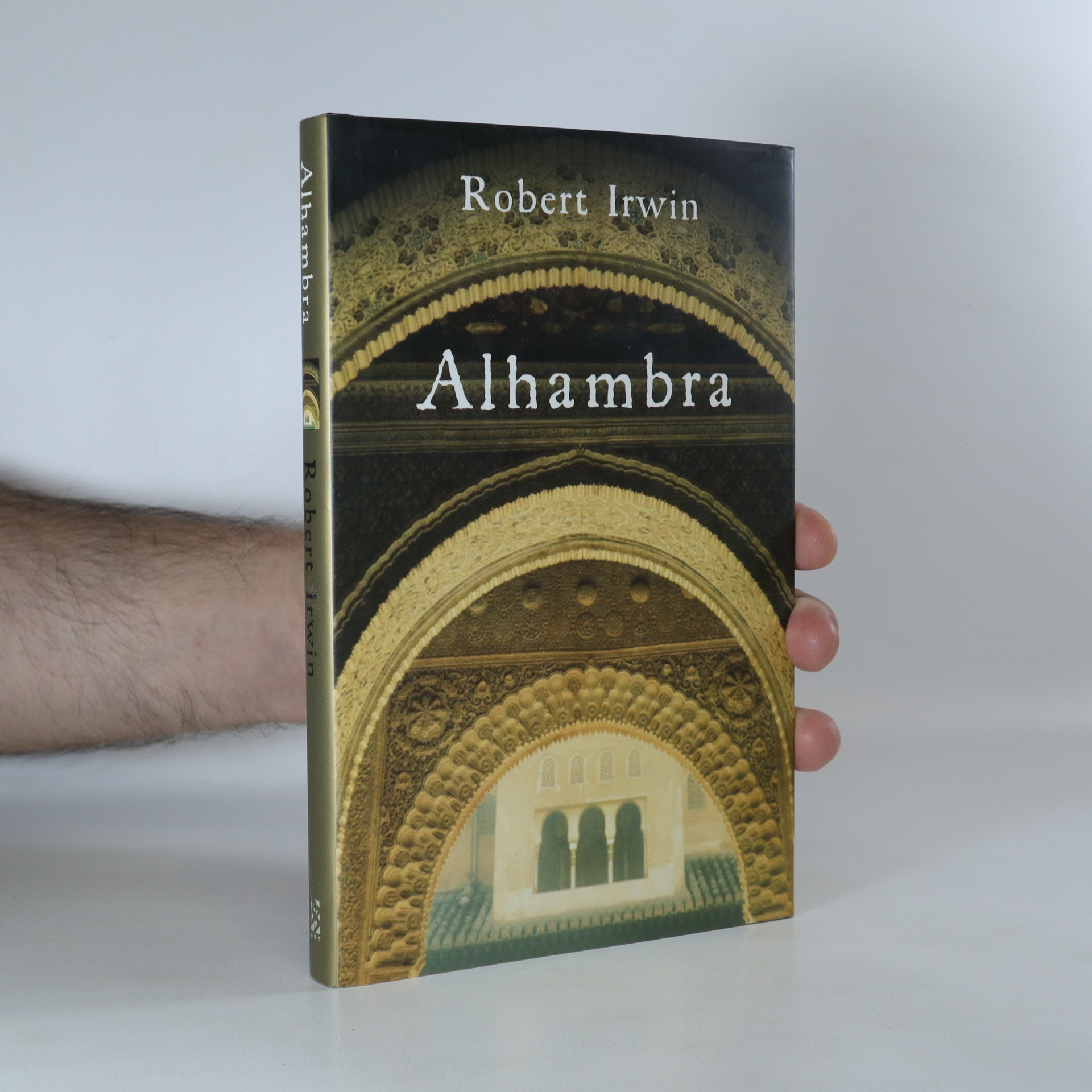 antikvární kniha Alhambra, 2004