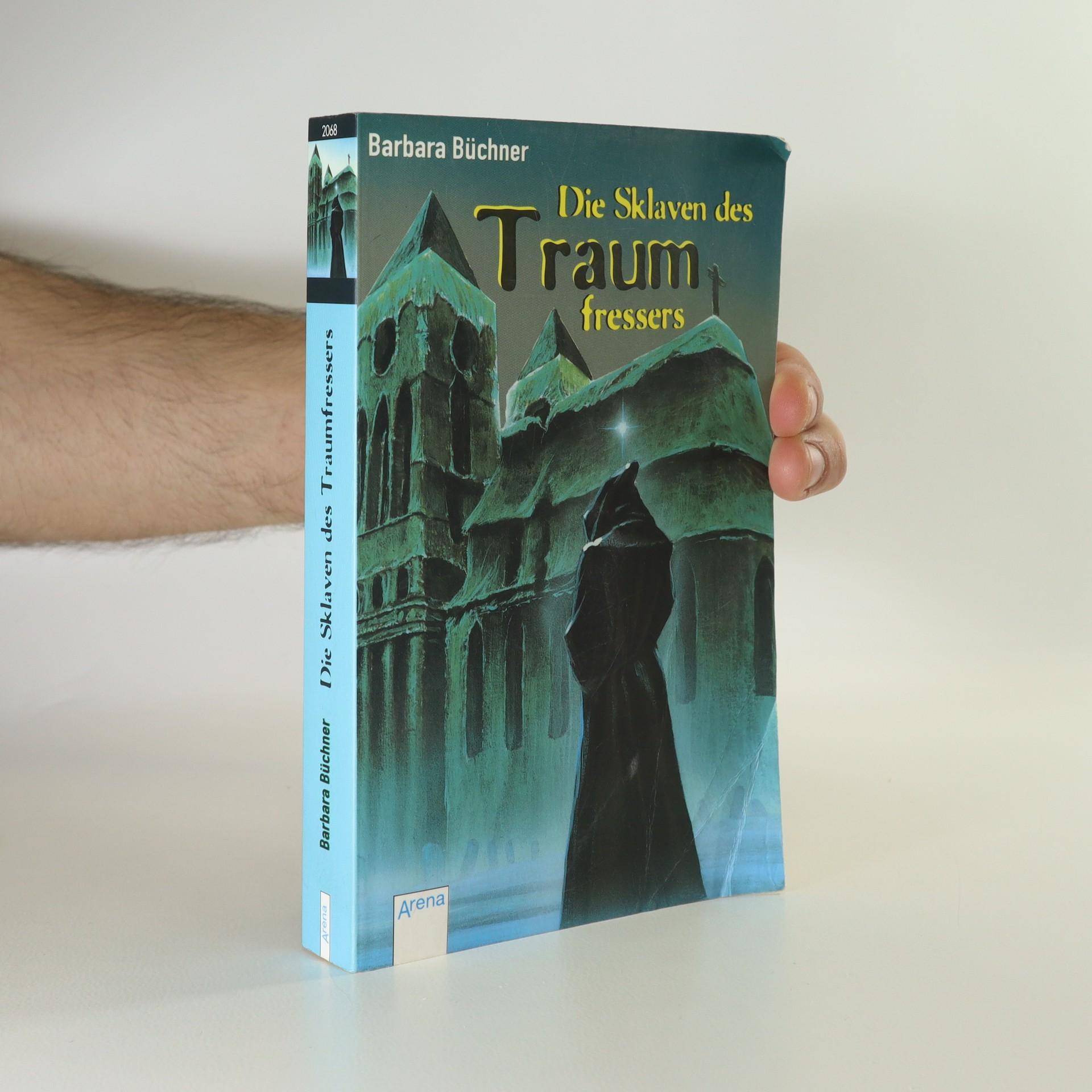 antikvární kniha Die Sklaven des Traum fressers, 2001