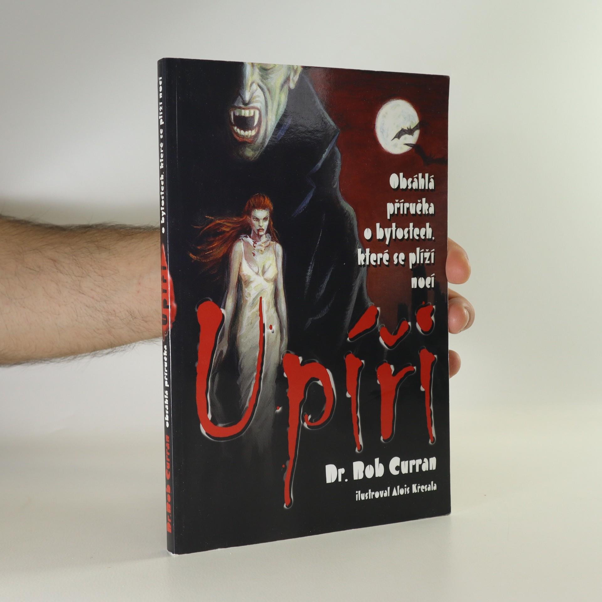 antikvární kniha Upíři, 2008