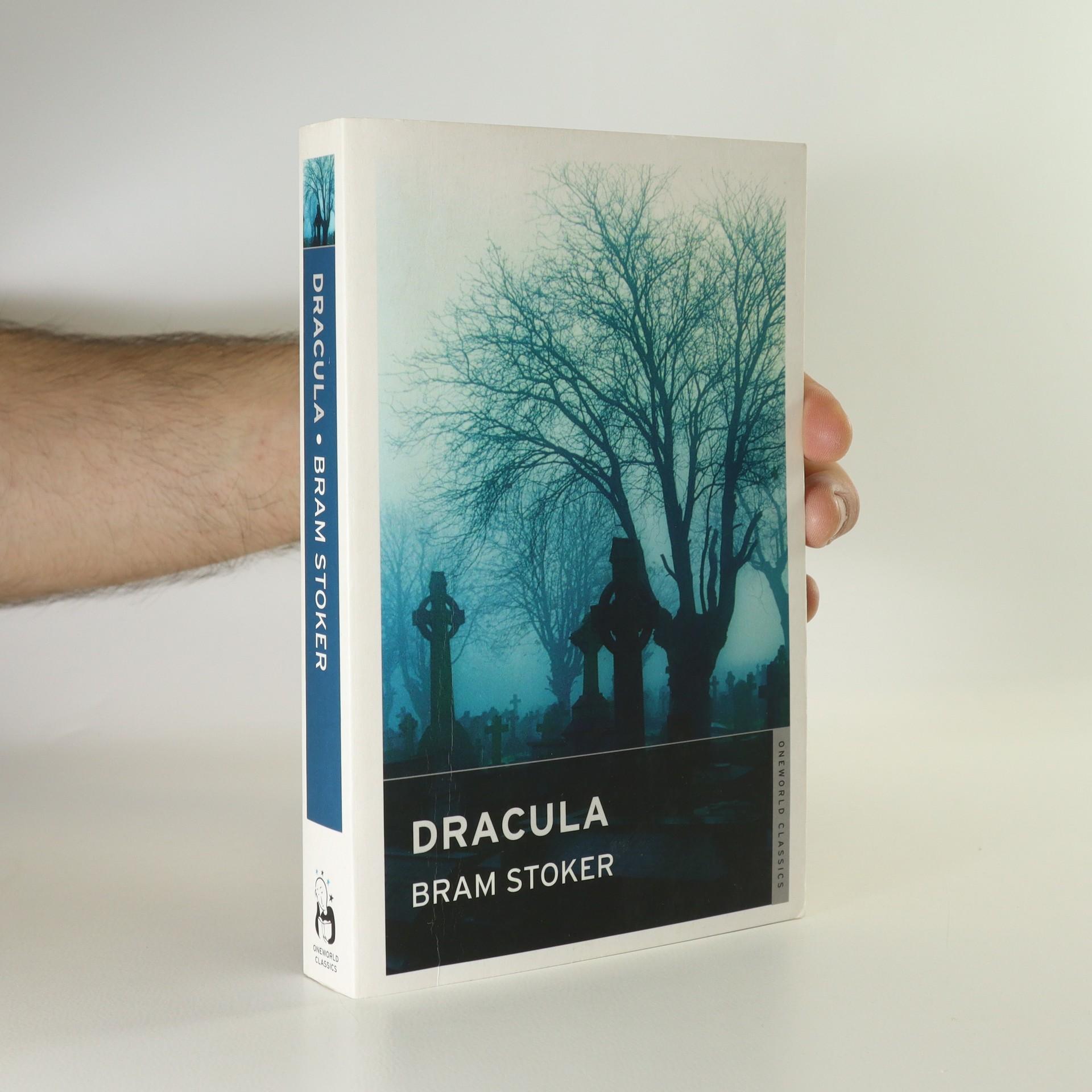 antikvární kniha Dracula, 2010
