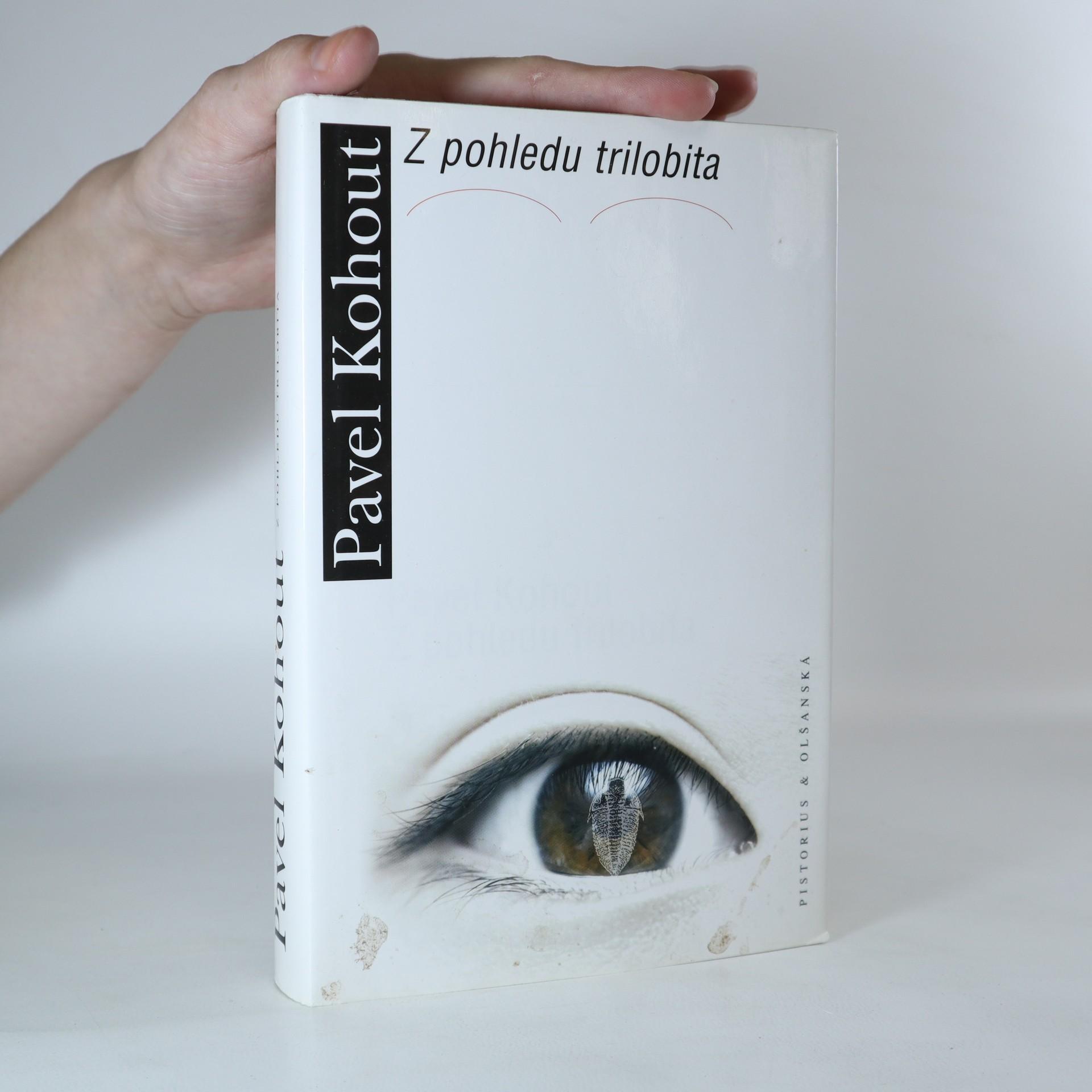 antikvární kniha Z pohledu trilobita, 2010