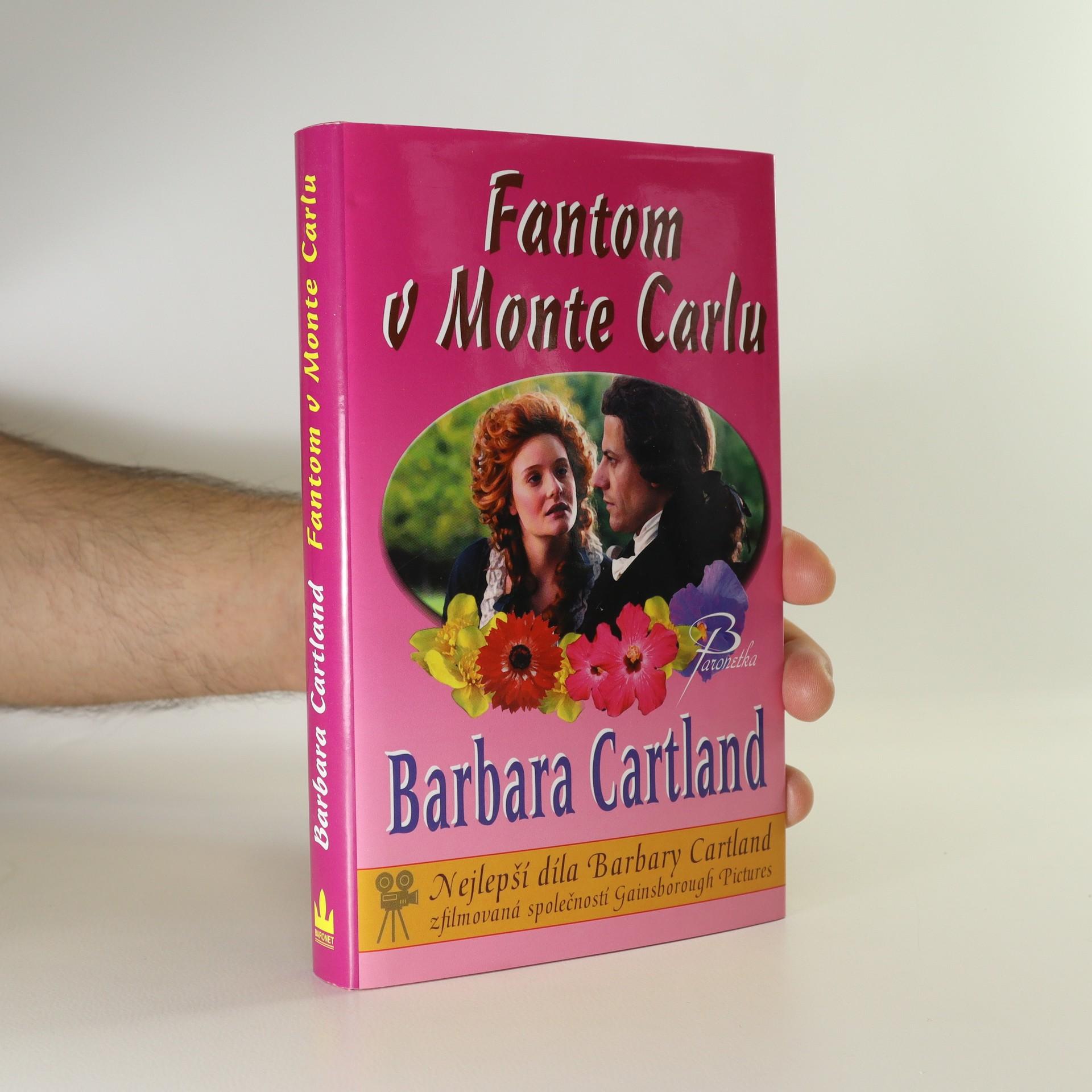 antikvární kniha Fantom v Monte Carlu, 2009