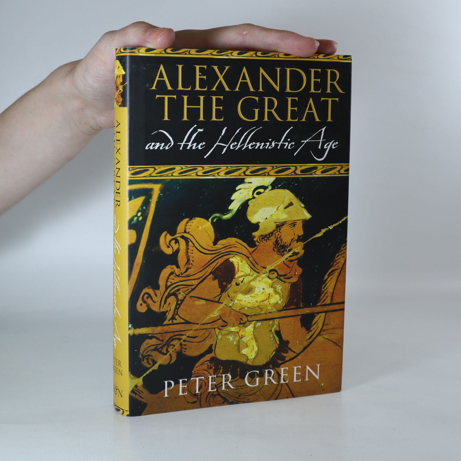 antikvární kniha Alexander the Great and the Hellenistic age, 2007