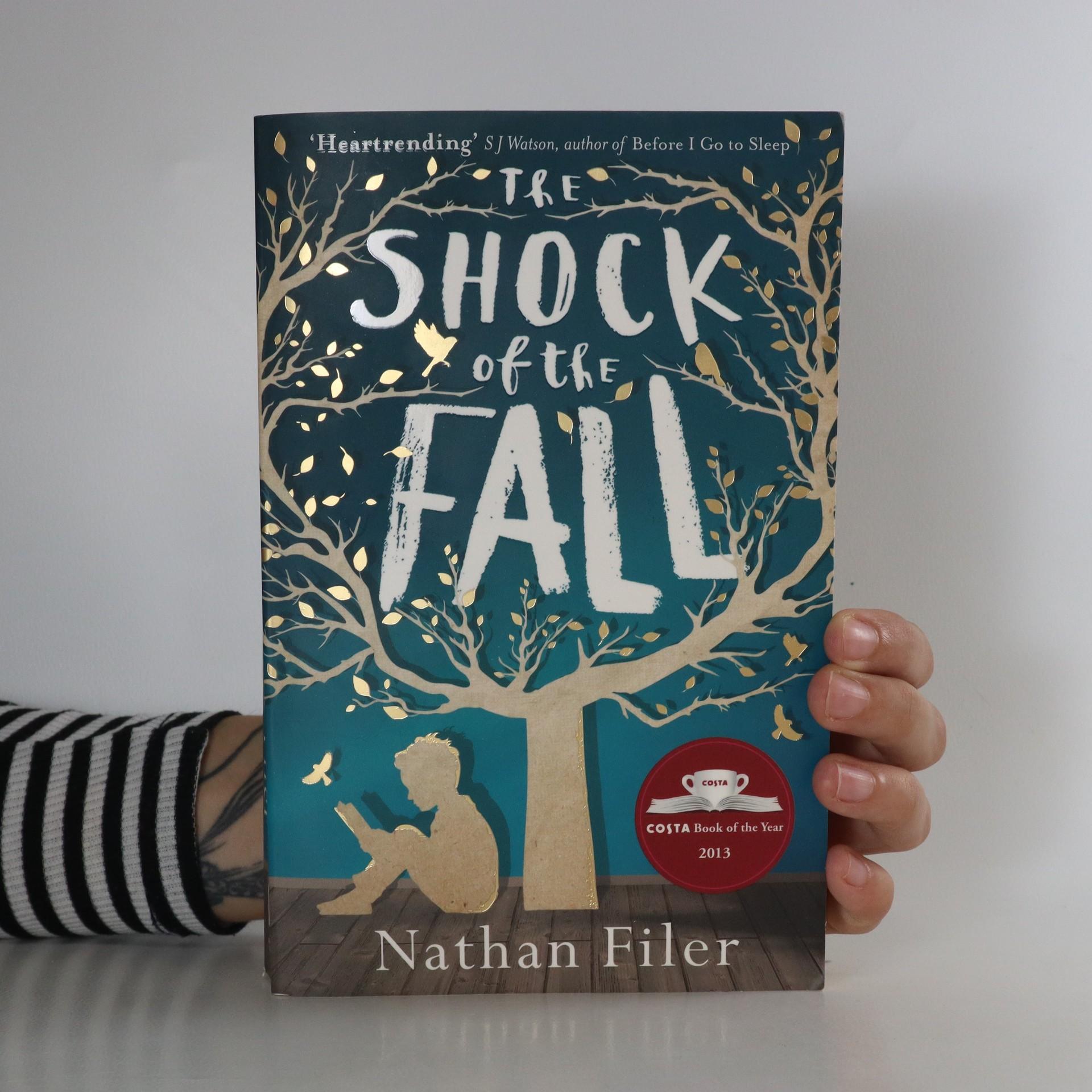 antikvární kniha The shock of the fall, 2014
