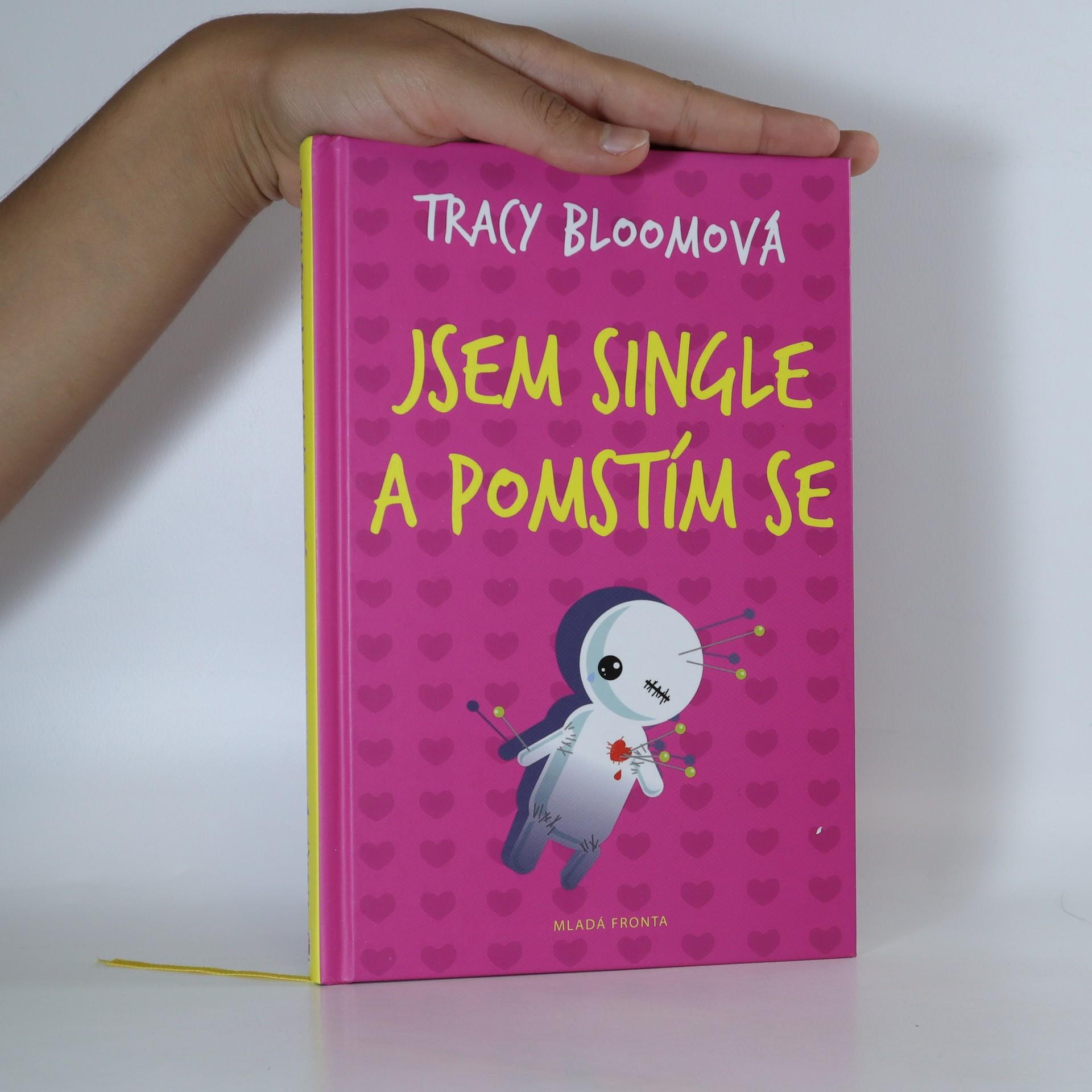 antikvární kniha Jsem single a pomstím se, 2014