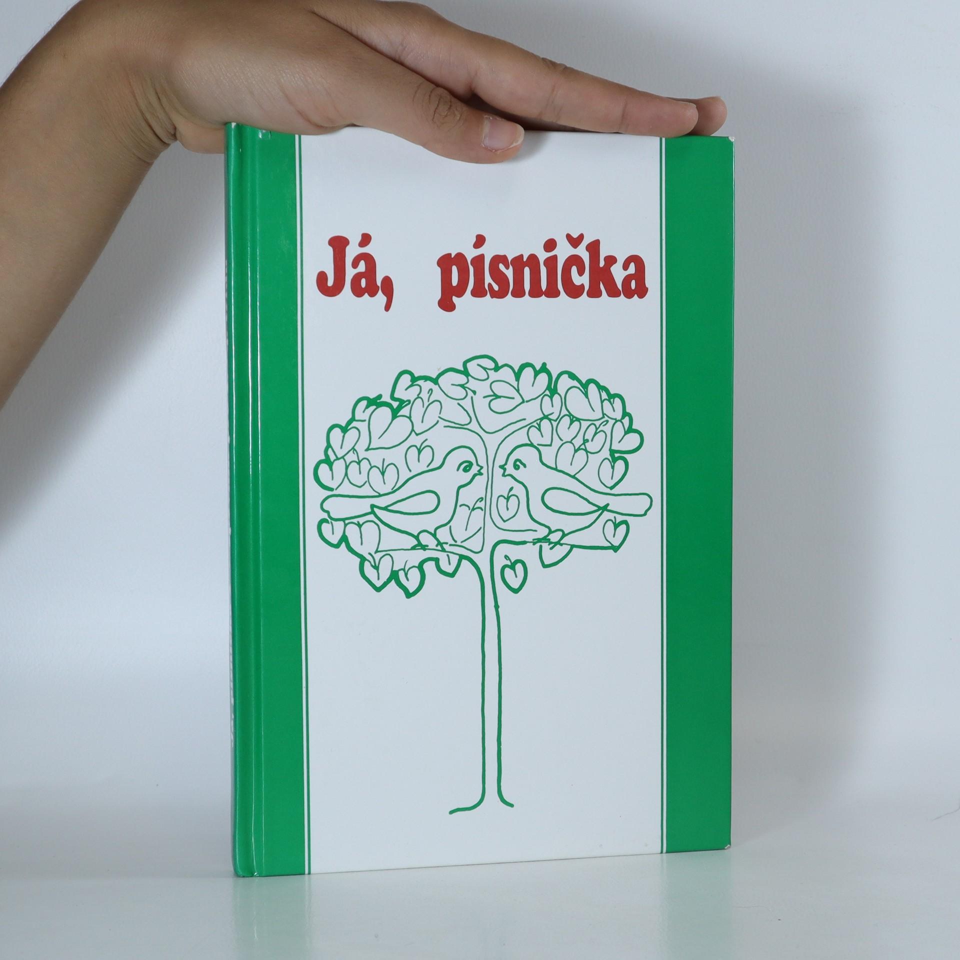 antikvární kniha Já písnička 1.díl , 2001