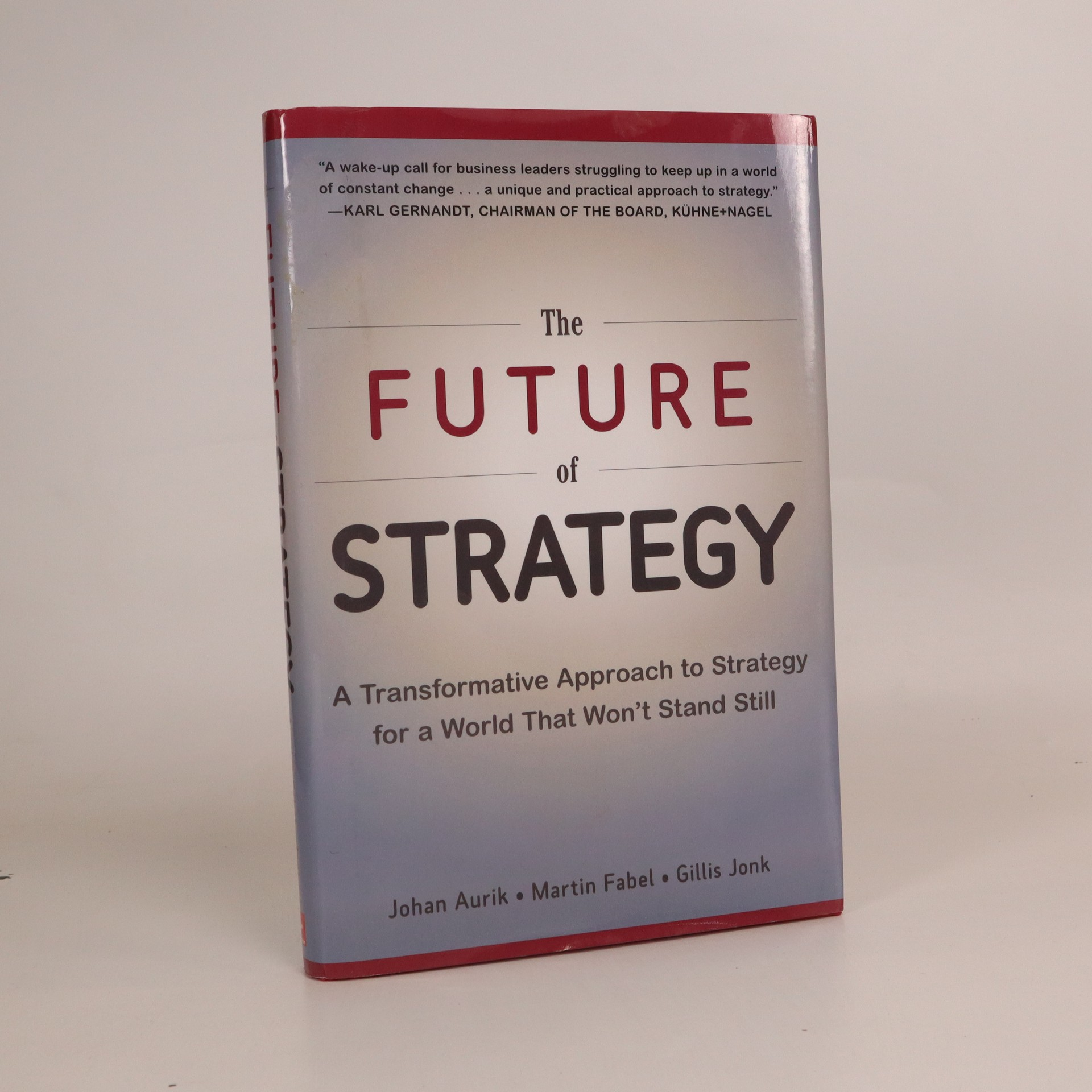 antikvární kniha The Future of Strategy, neuveden
