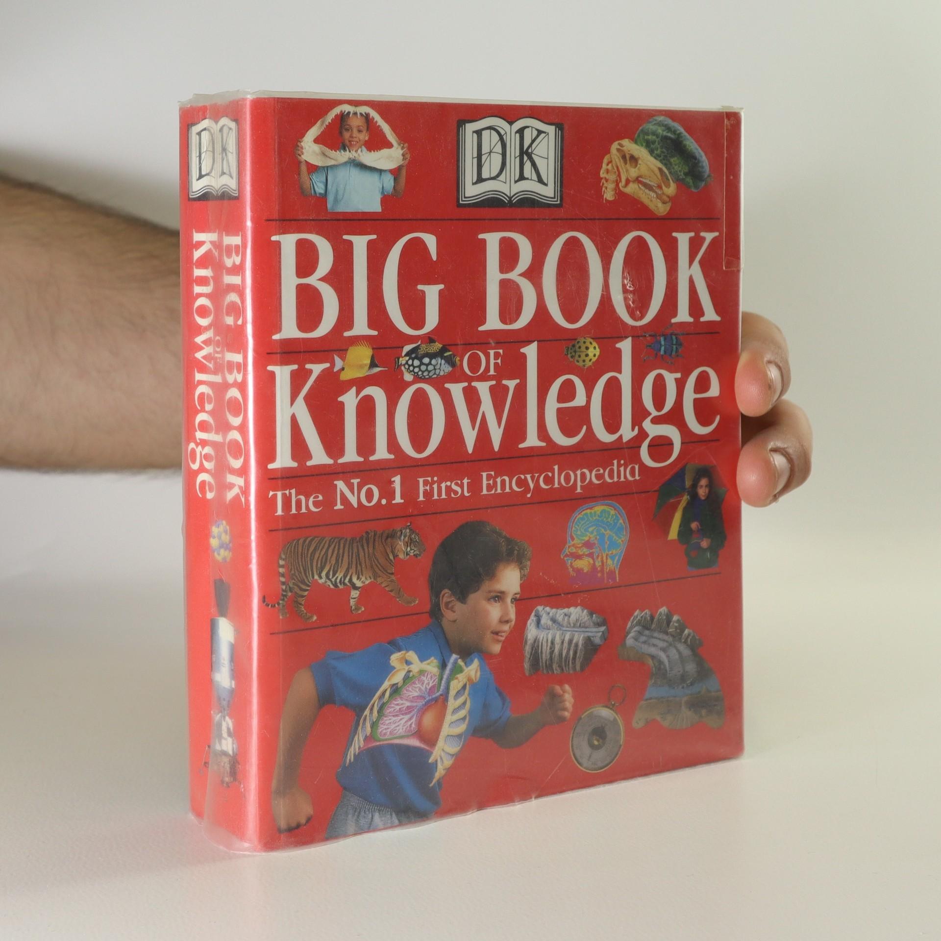 antikvární kniha Big book of knowledge. The No.1 first encyclopedia, 1999