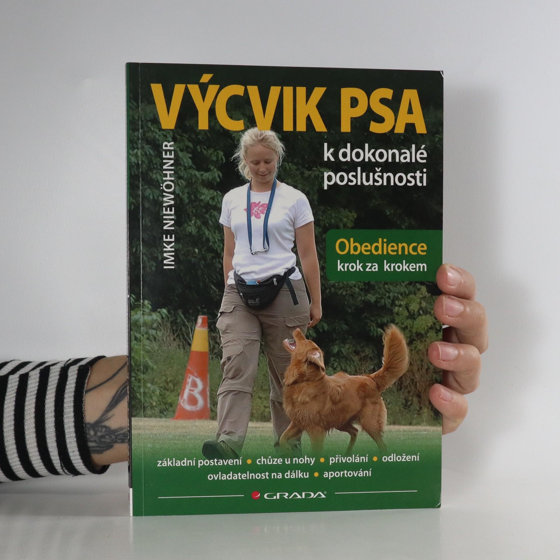 antikvární kniha Výcvik psa k dokonalé poslušnosti. Obedience krok za krokem, 2012