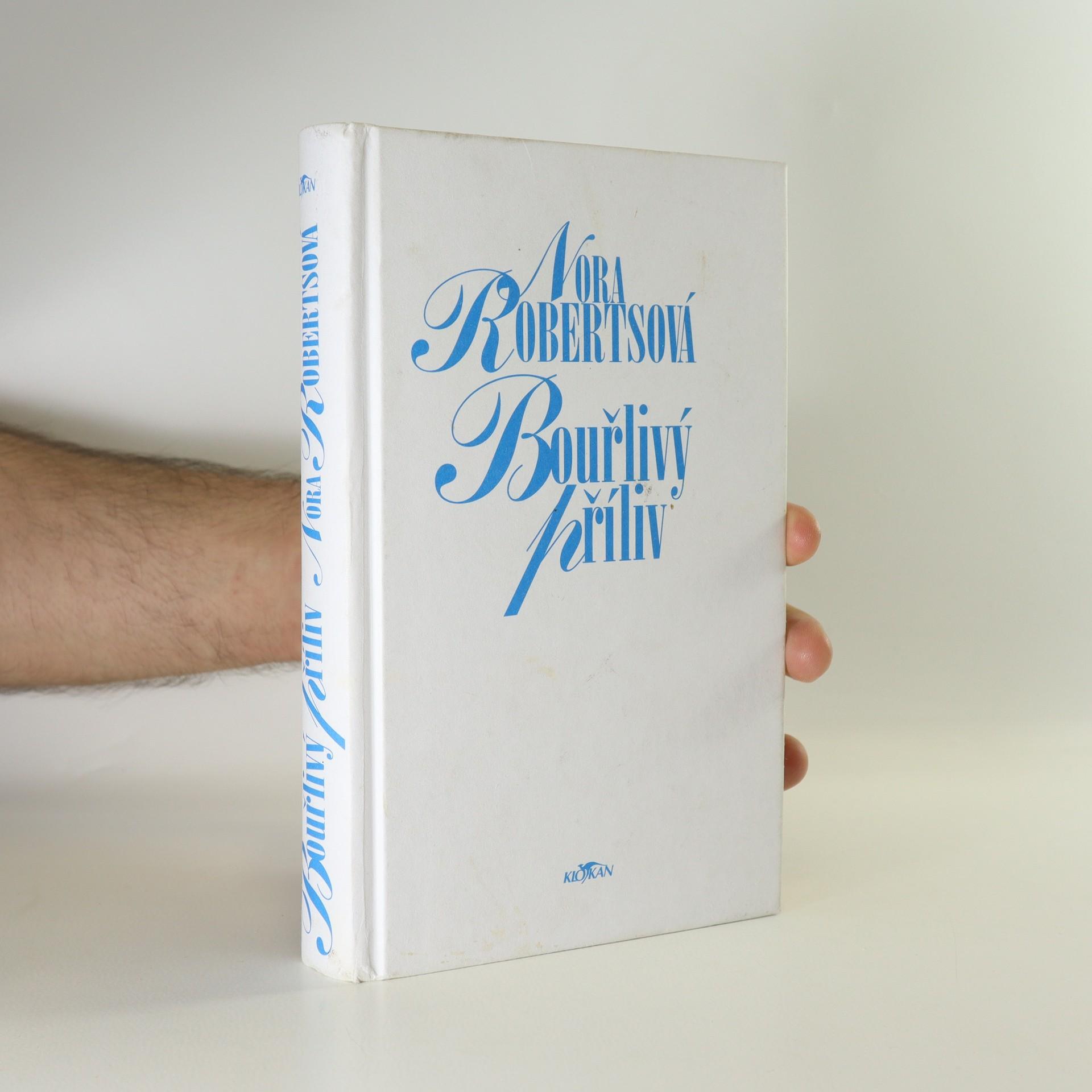 antikvární kniha Bouřlivý příliv, 2000
