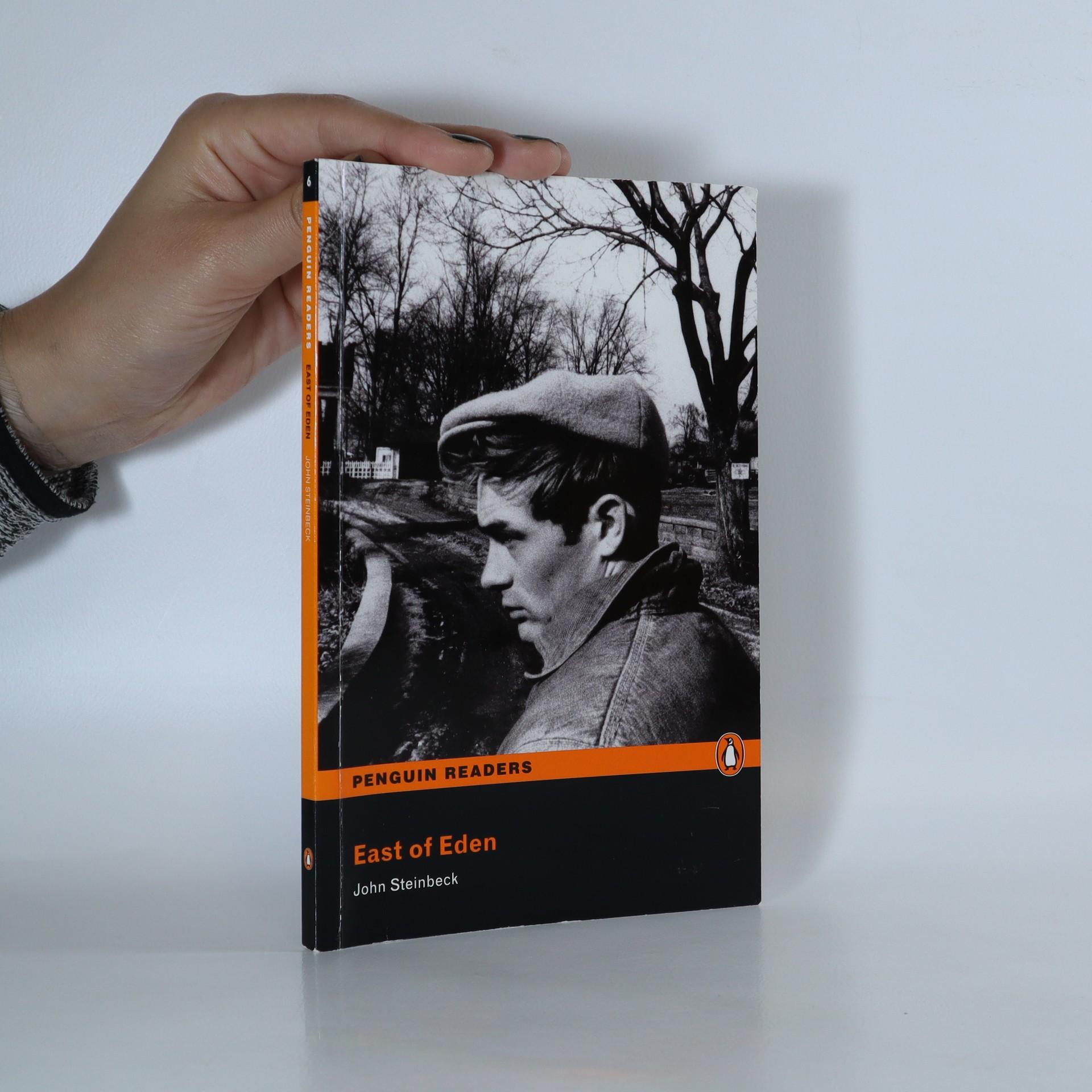 antikvární kniha East of Eden. Penguin Readers, Level 6, 2008