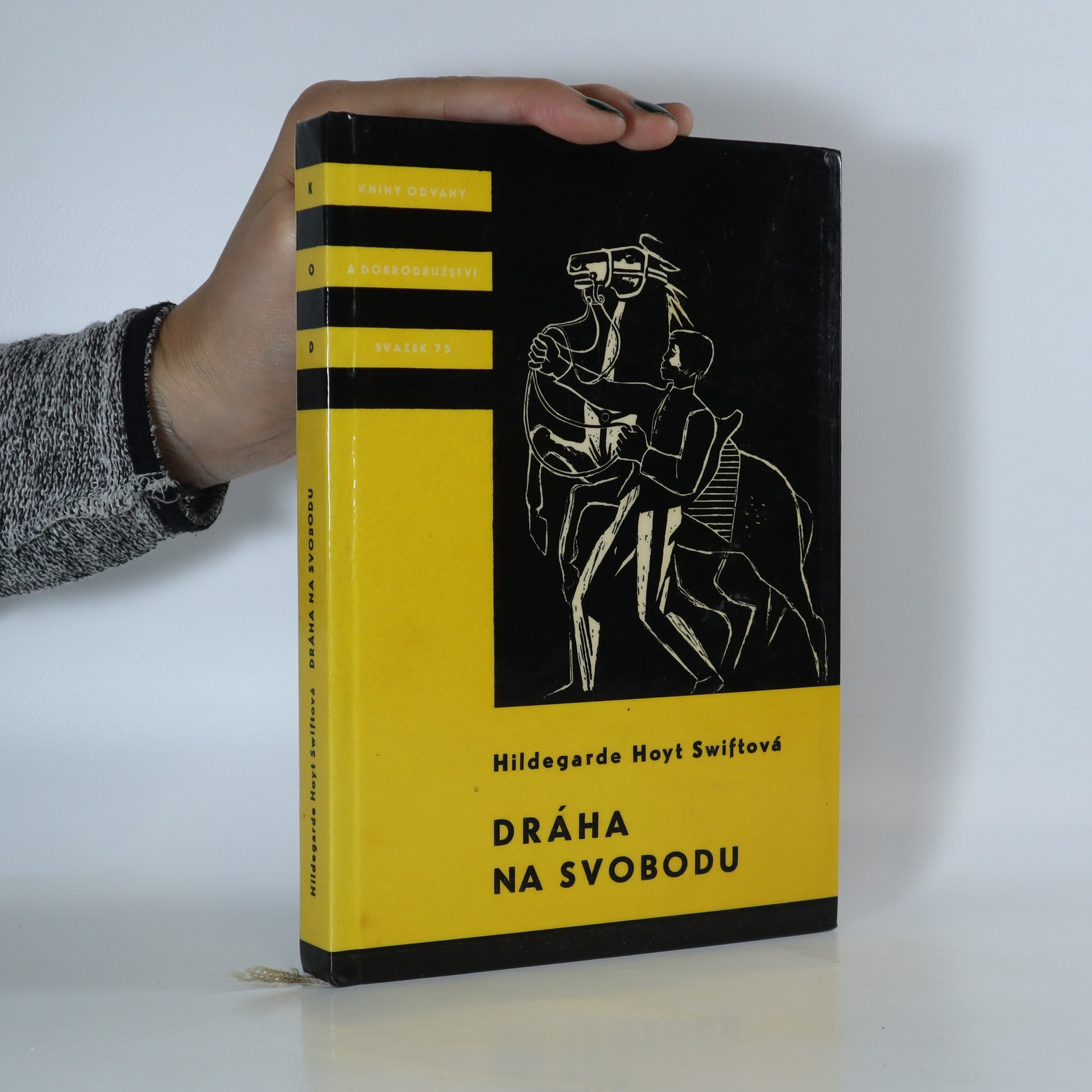 antikvární kniha Dráha na svobodu, 1964