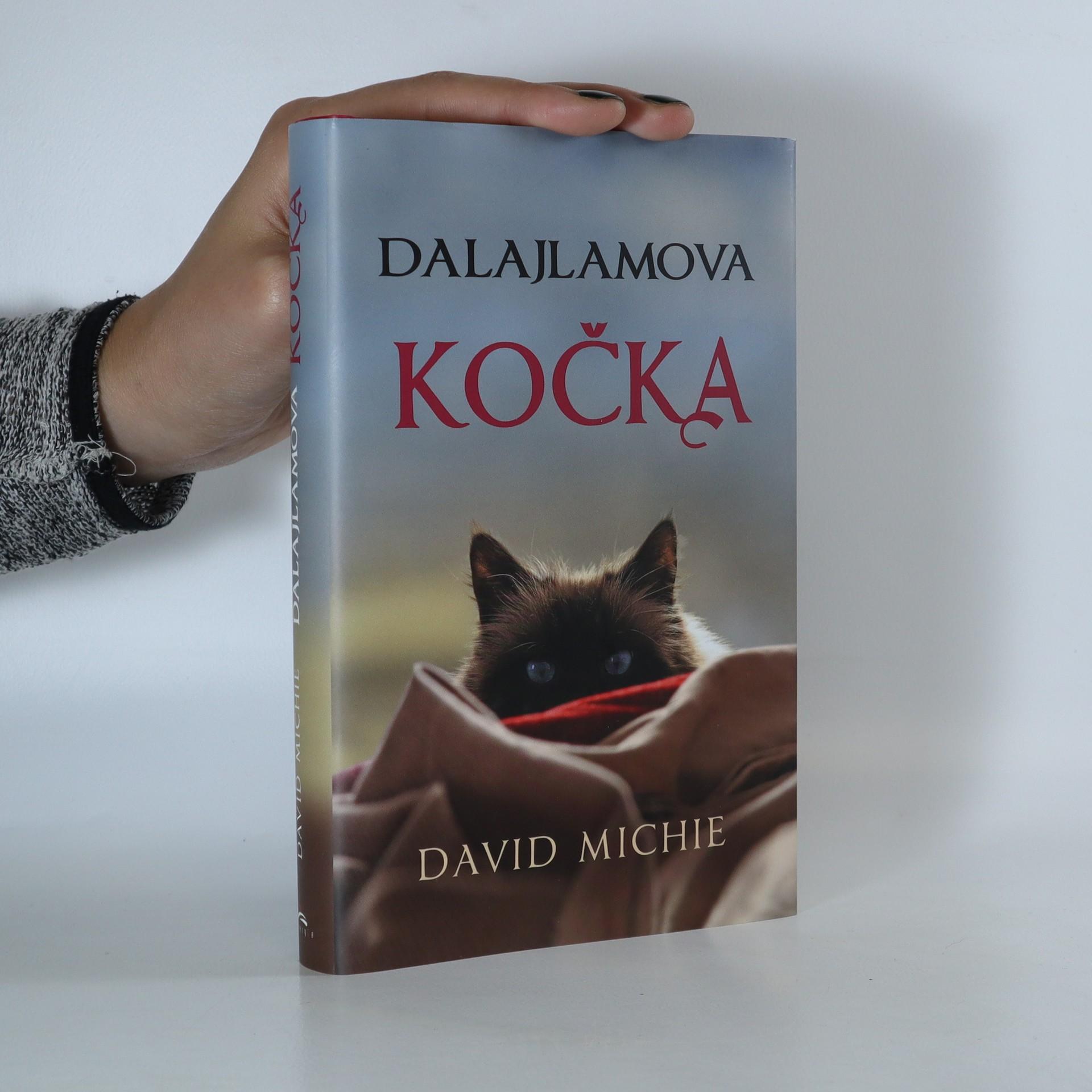 antikvární kniha Dalajlamova kočka, neuveden