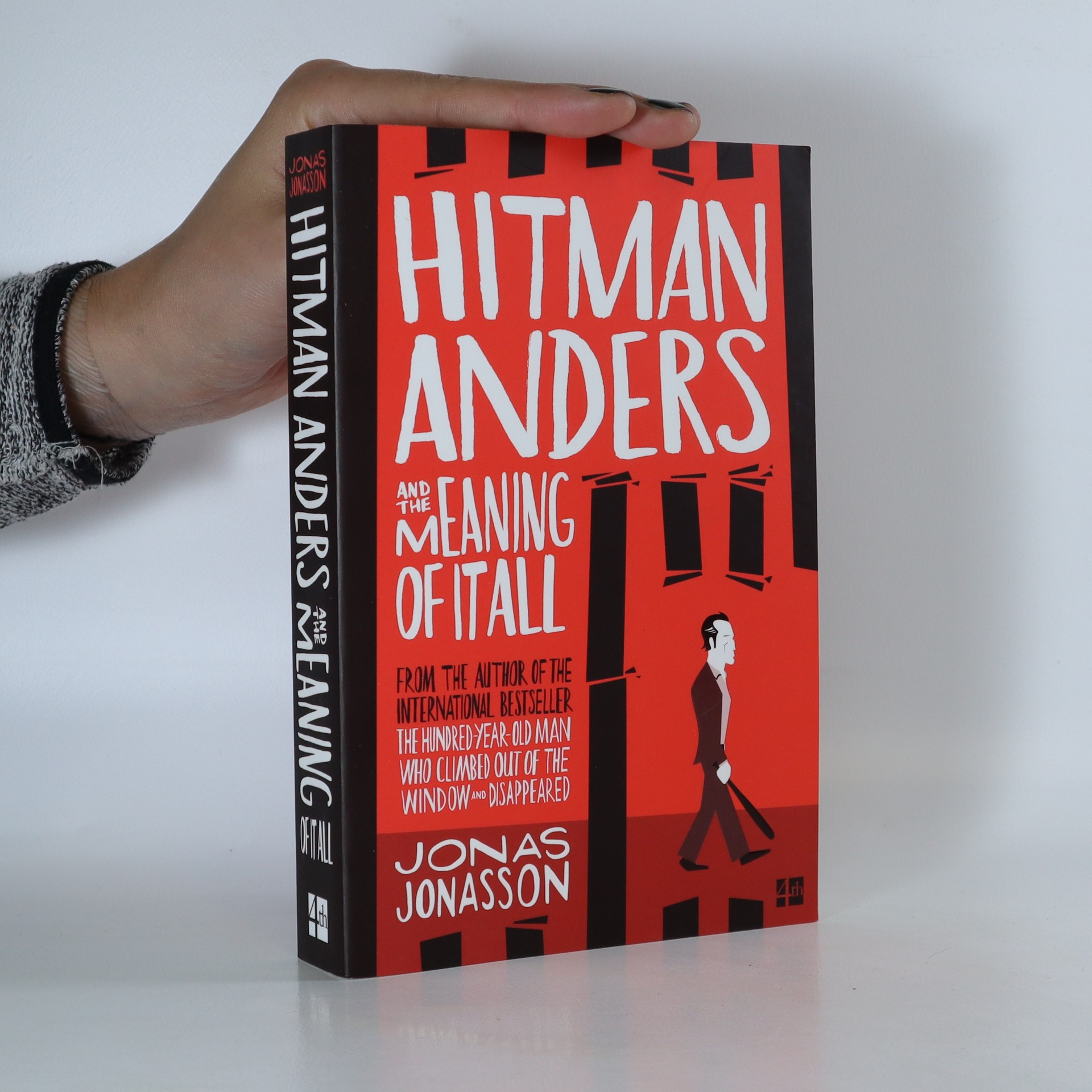 antikvární kniha Hitman Anders and the Meaning of It All, 2016