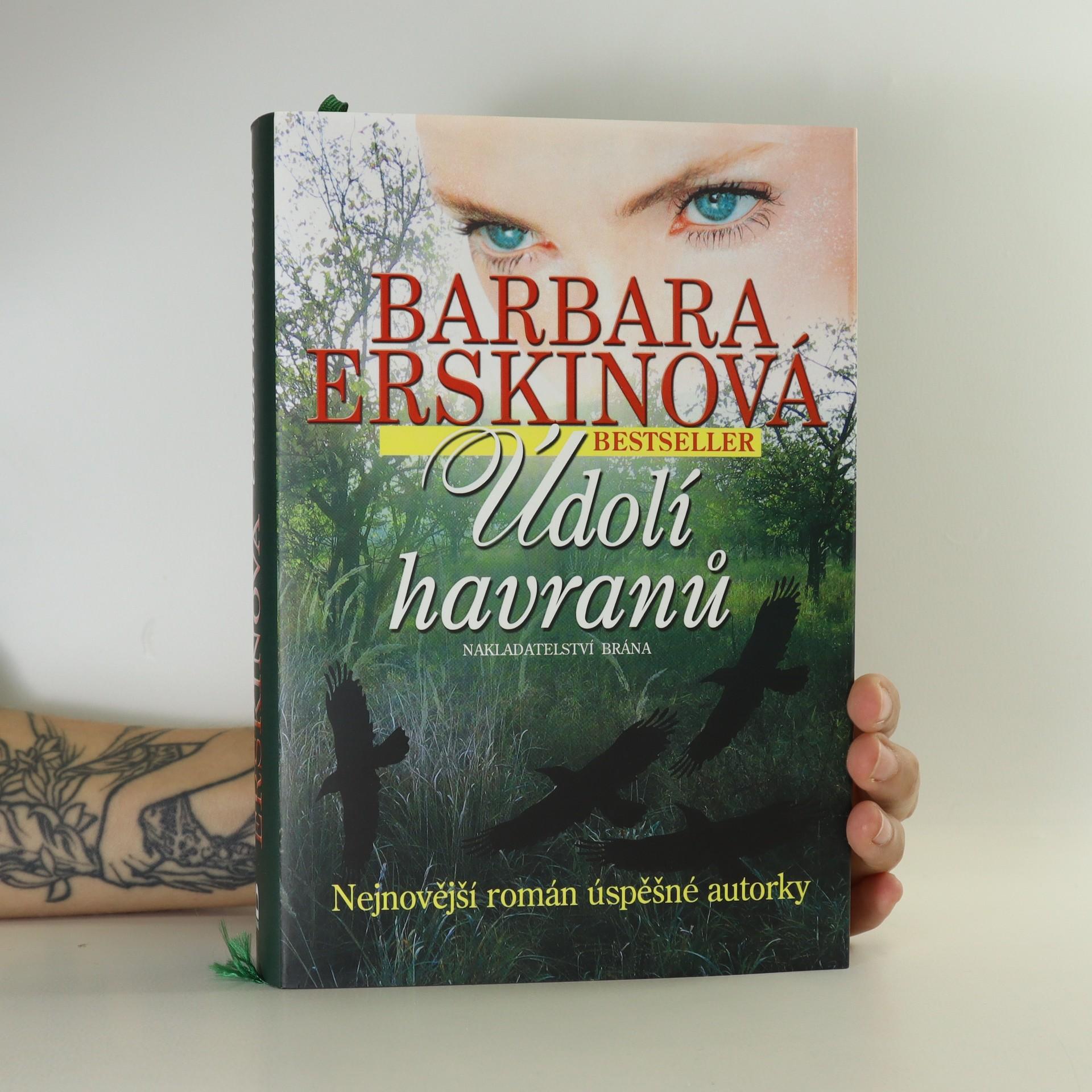 antikvární kniha Údolí havranů, 2008