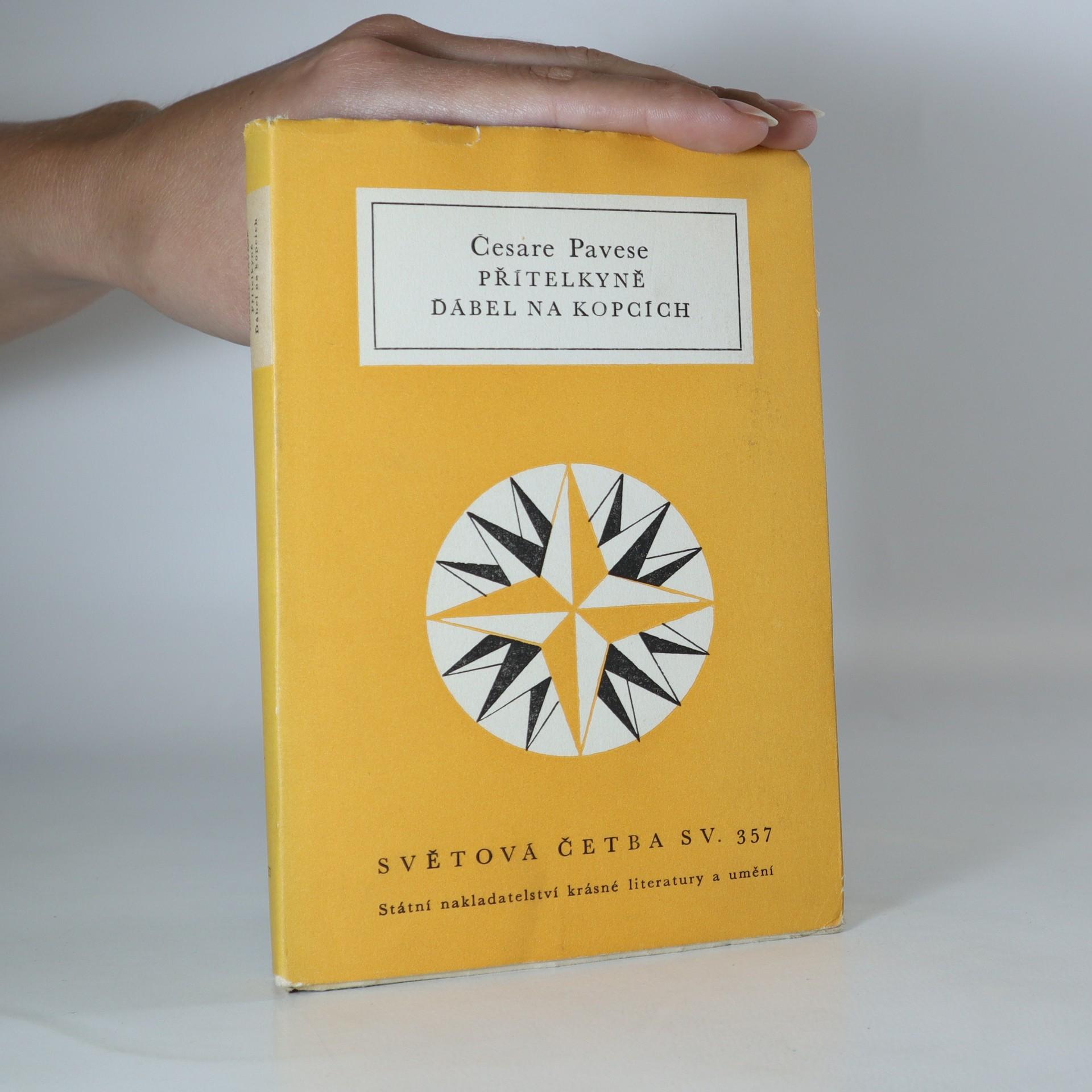 antikvární kniha Přítelkyně. Ďábel na kopcích, 1965