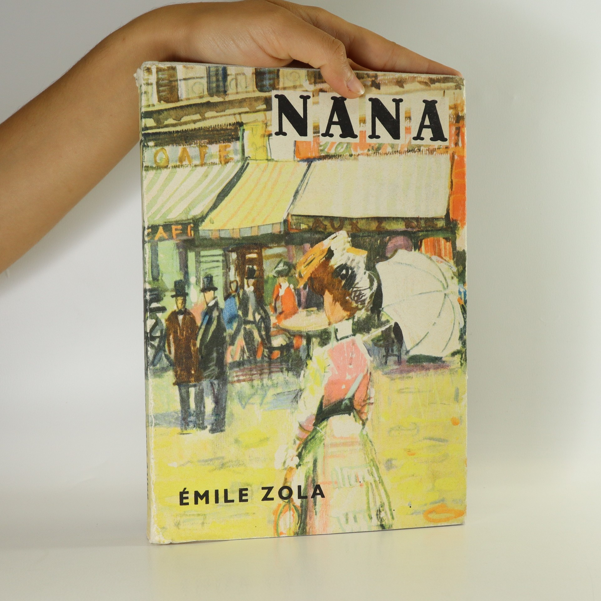 antikvární kniha Nana, 1965