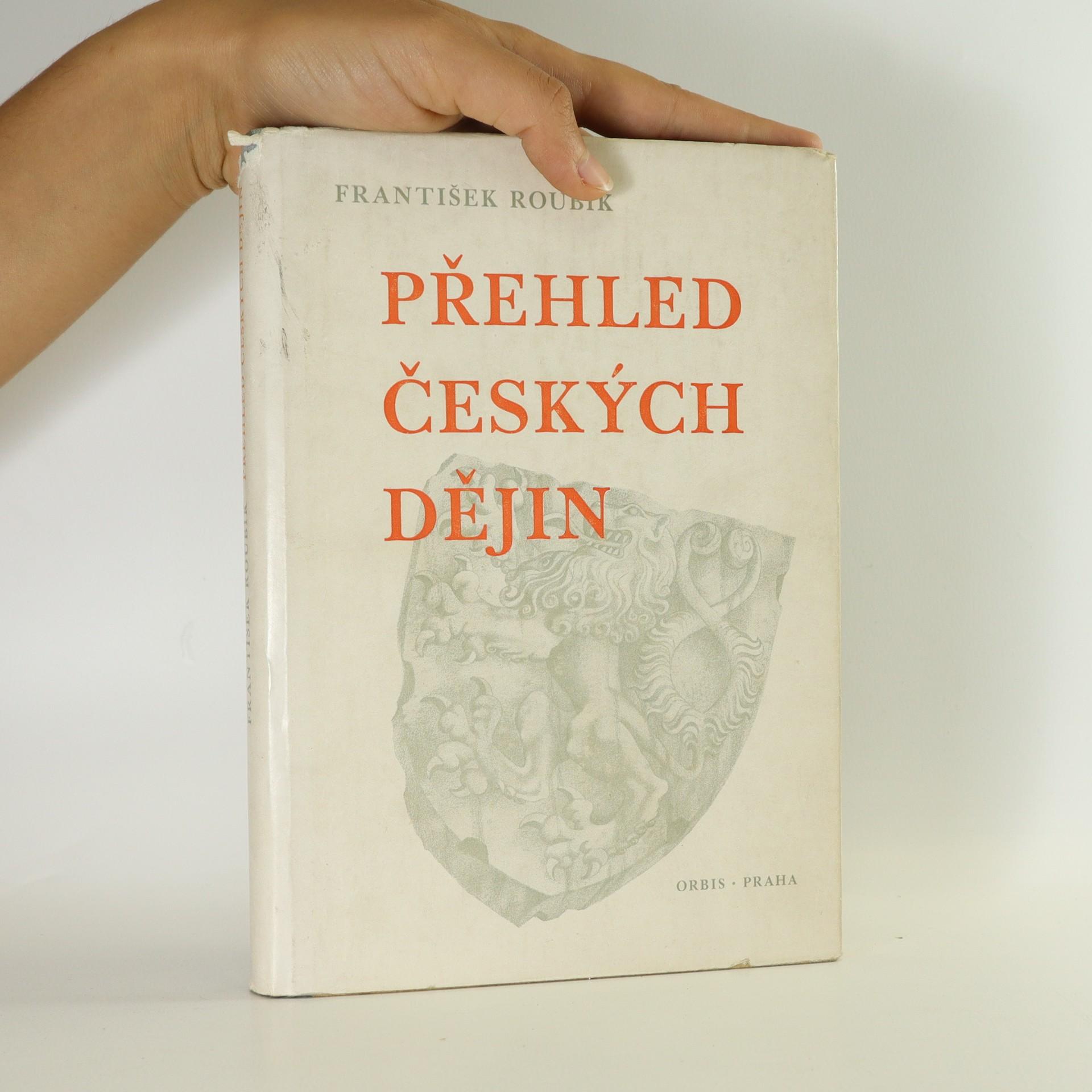 antikvární kniha Přehled českých dějin, 1947