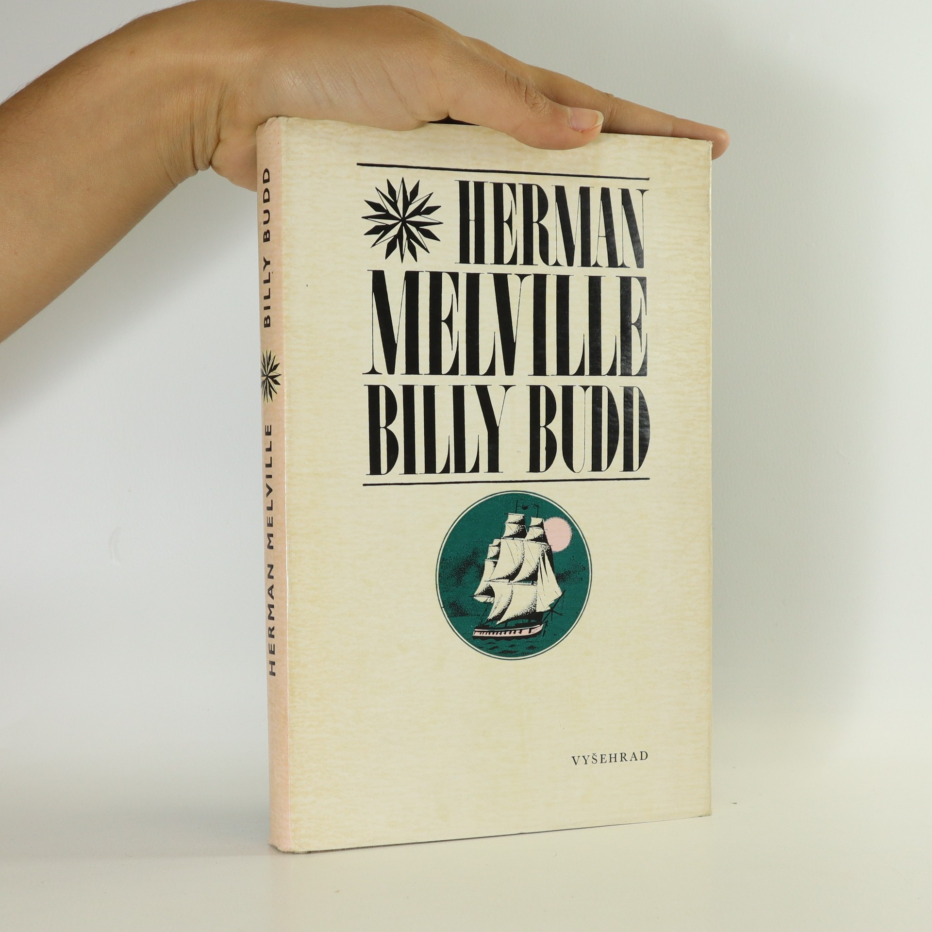 antikvární kniha Billy Budd, 1978