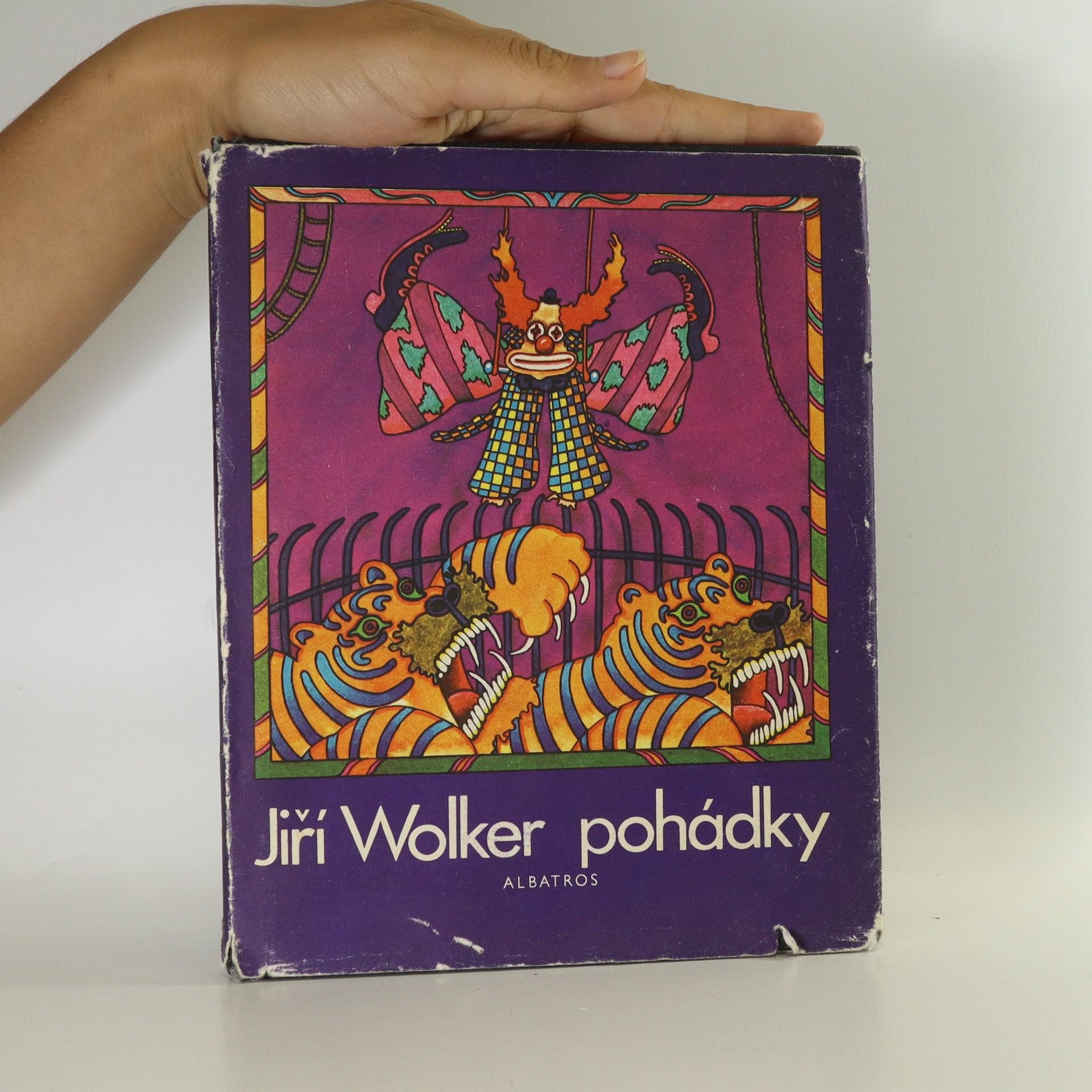 antikvární kniha Pohádky, 1974