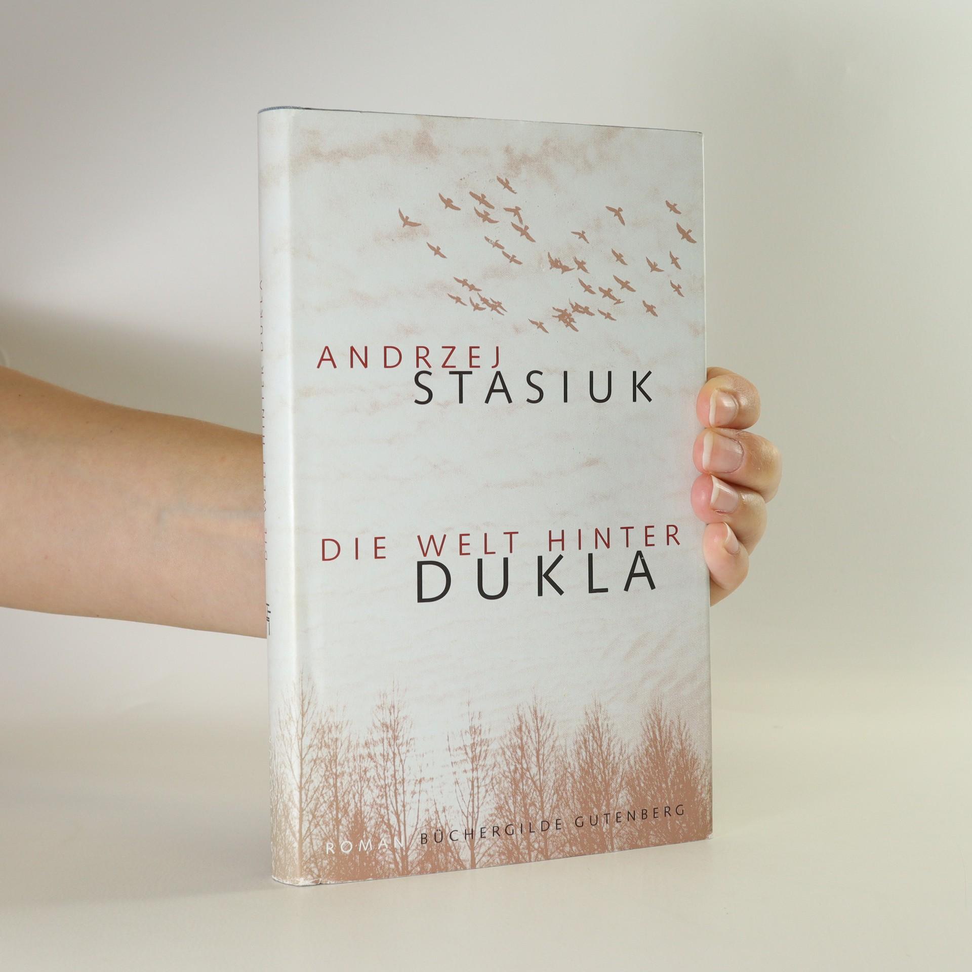 antikvární kniha Die Welt hinter Dukla, 2001