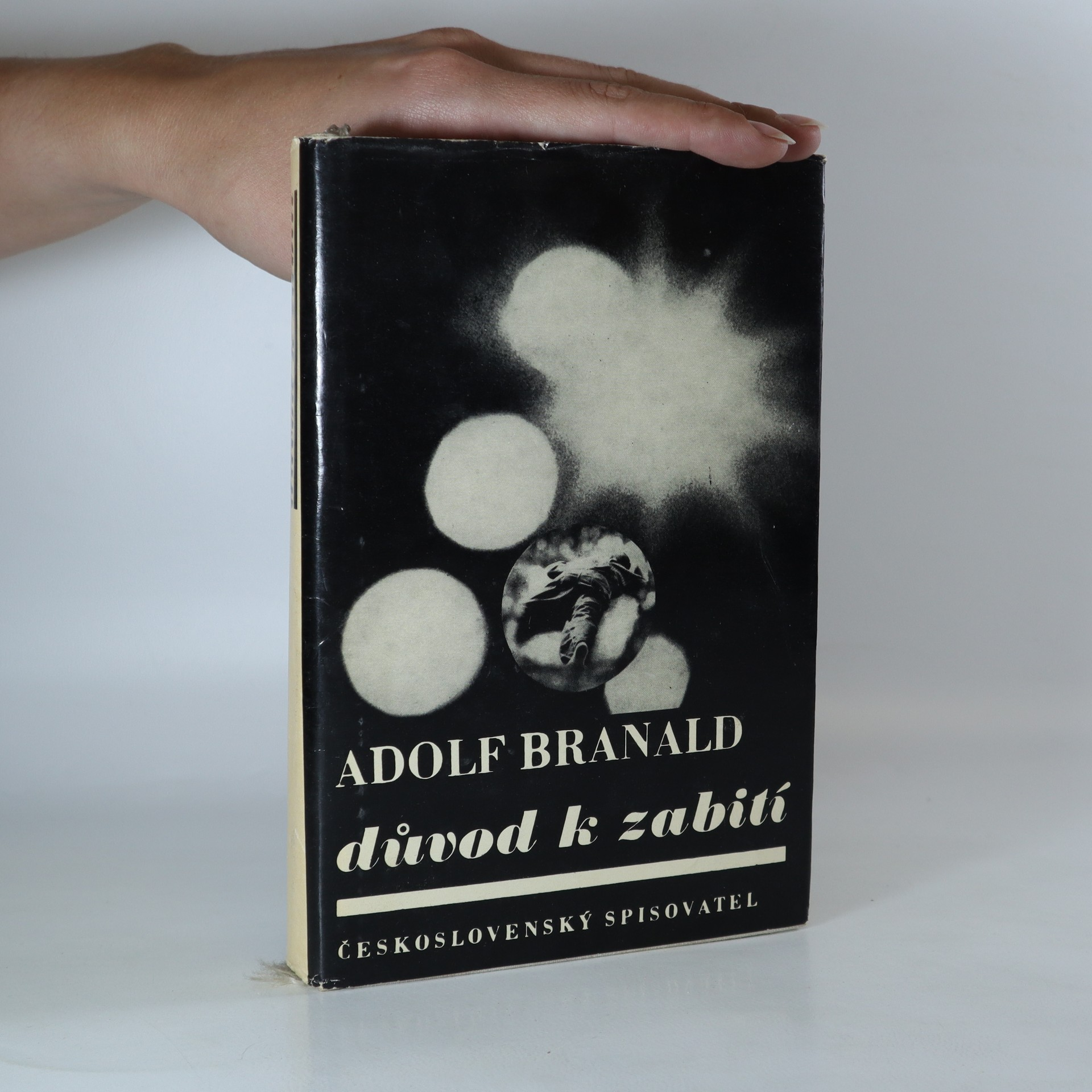 antikvární kniha Důvod k zabití, 1969