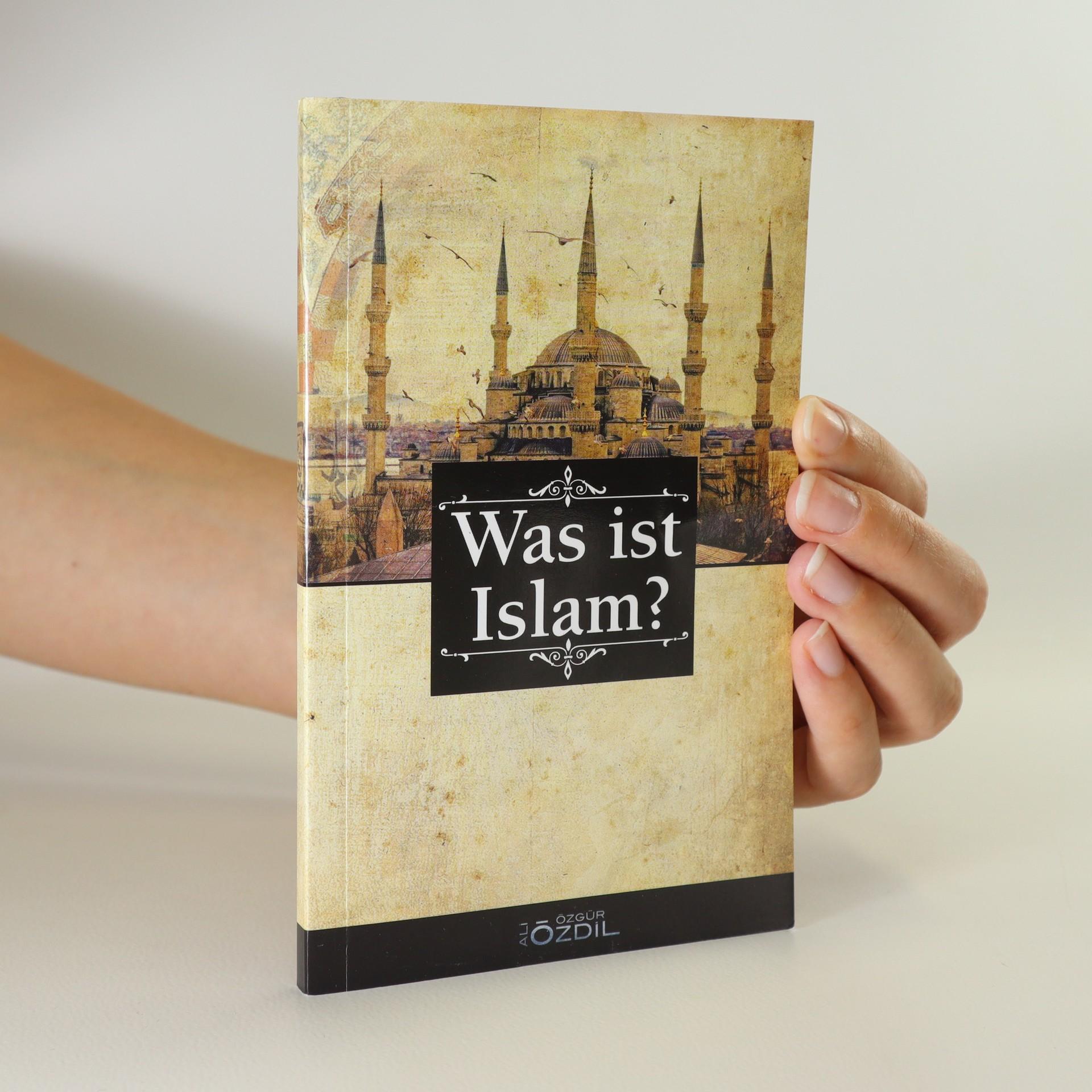 antikvární kniha Was ist Islam? , 2013
